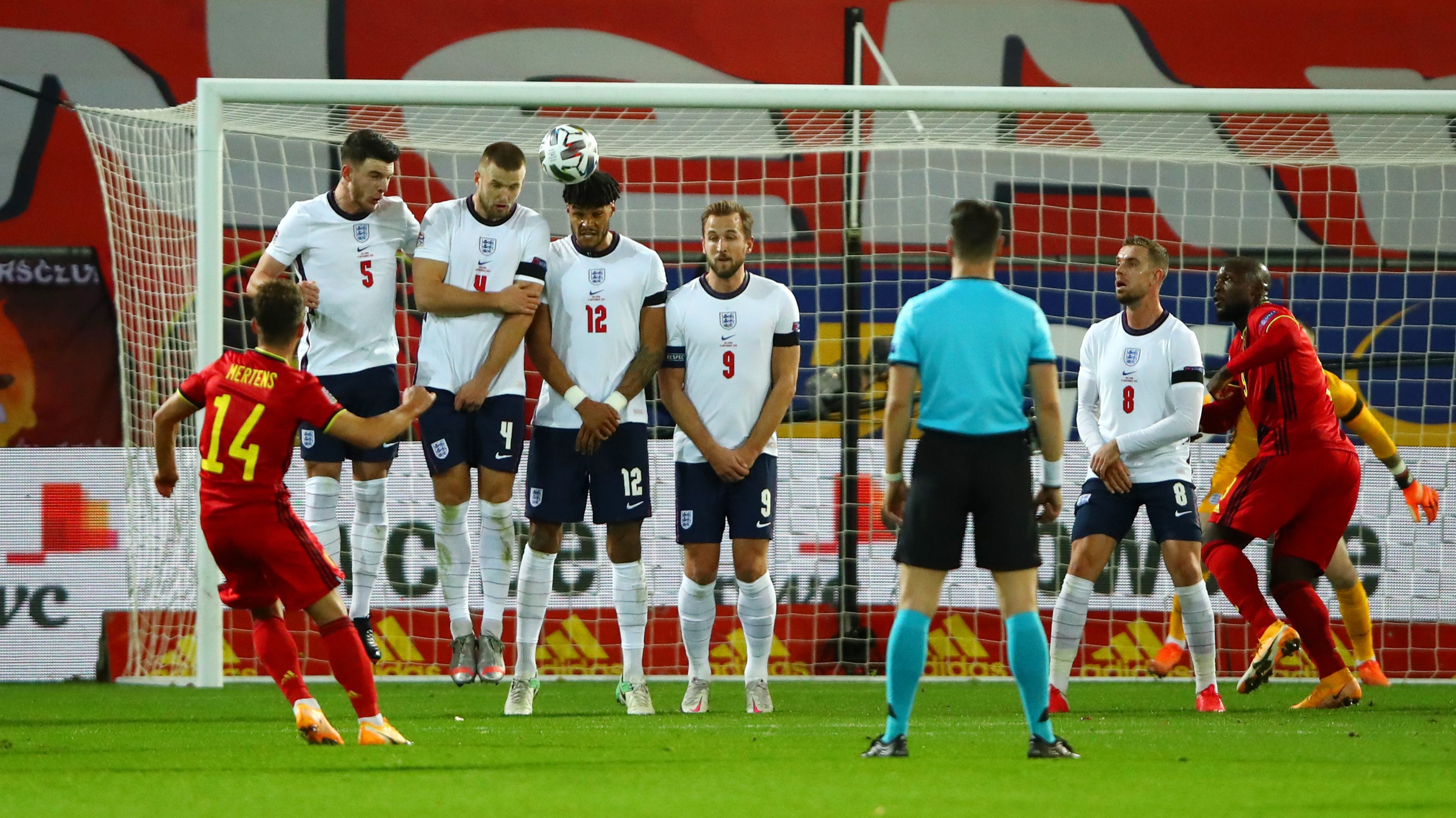 Belgium v England - UEFA Nations League