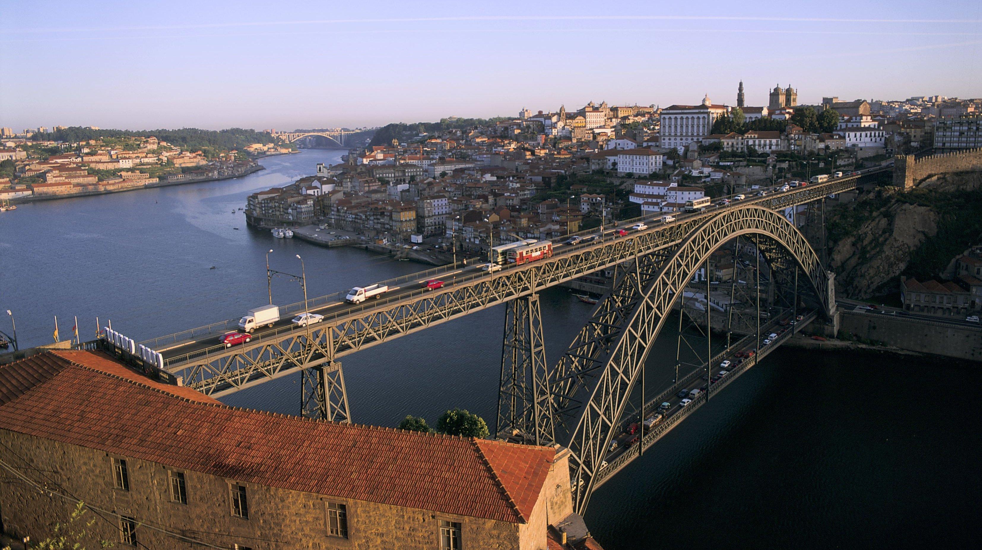 Portugal, Douro River, Porto