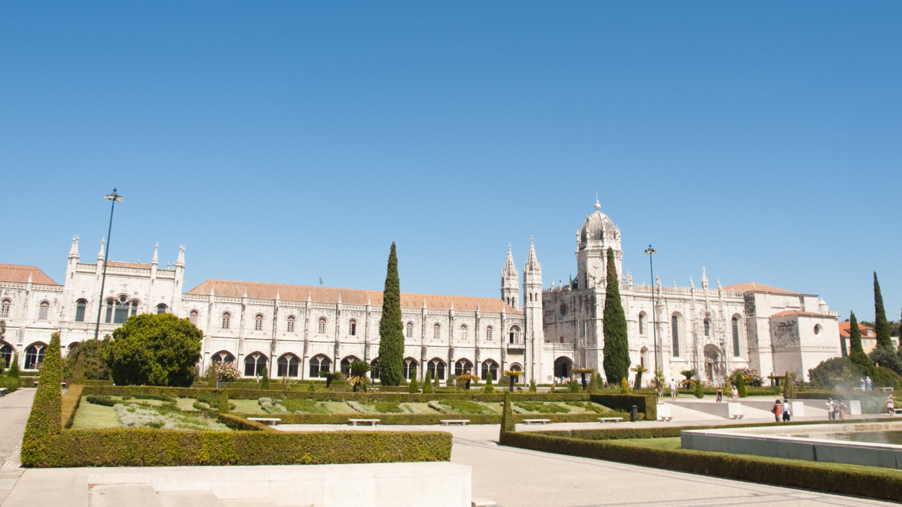 The Hieronymites Monastery of Lisbon