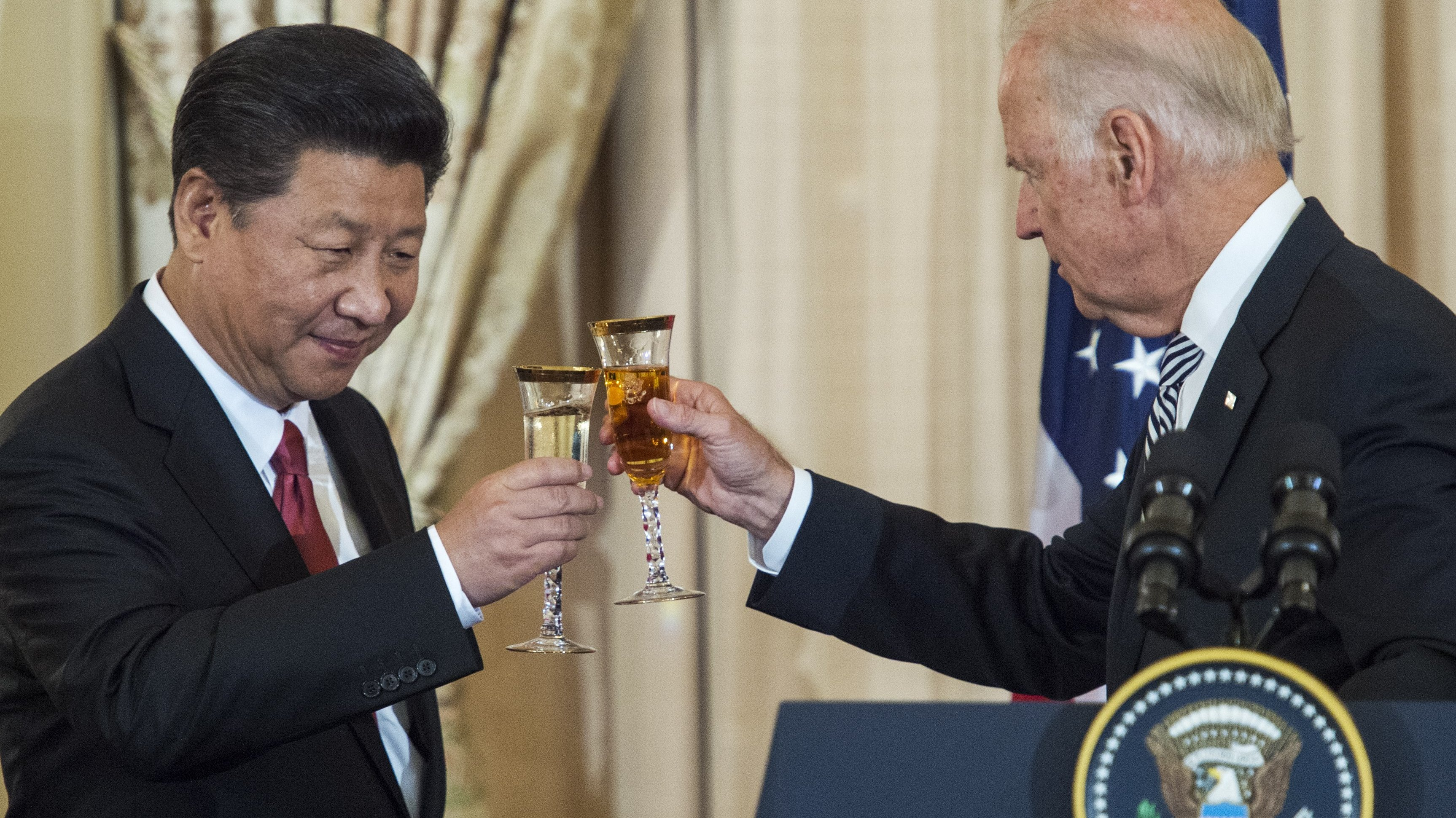 US-CHINA-DIPLOMACY-BIDEN-KERRY-XI