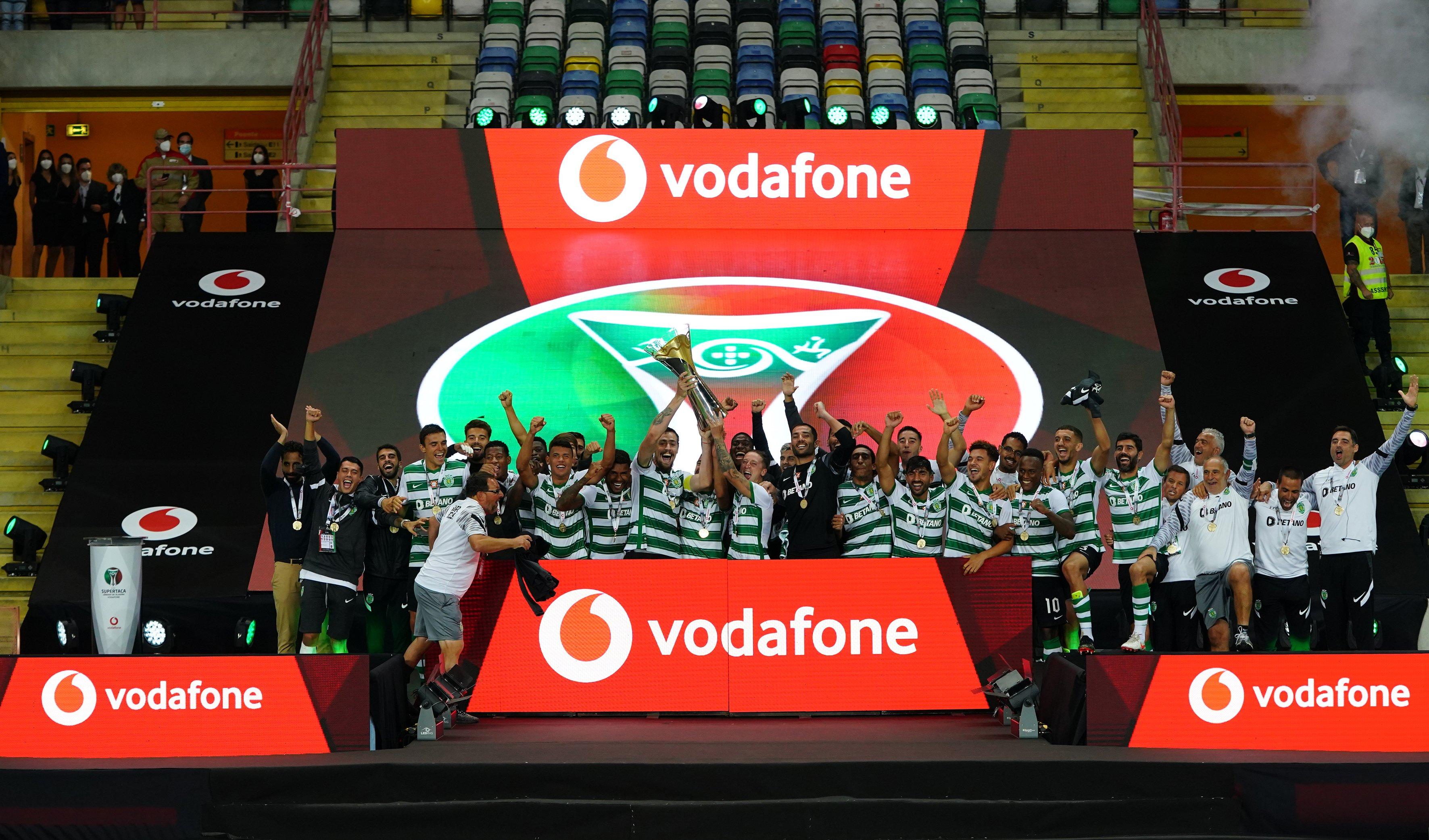 Sporting CP v SC Braga - Portuguese SuperCup