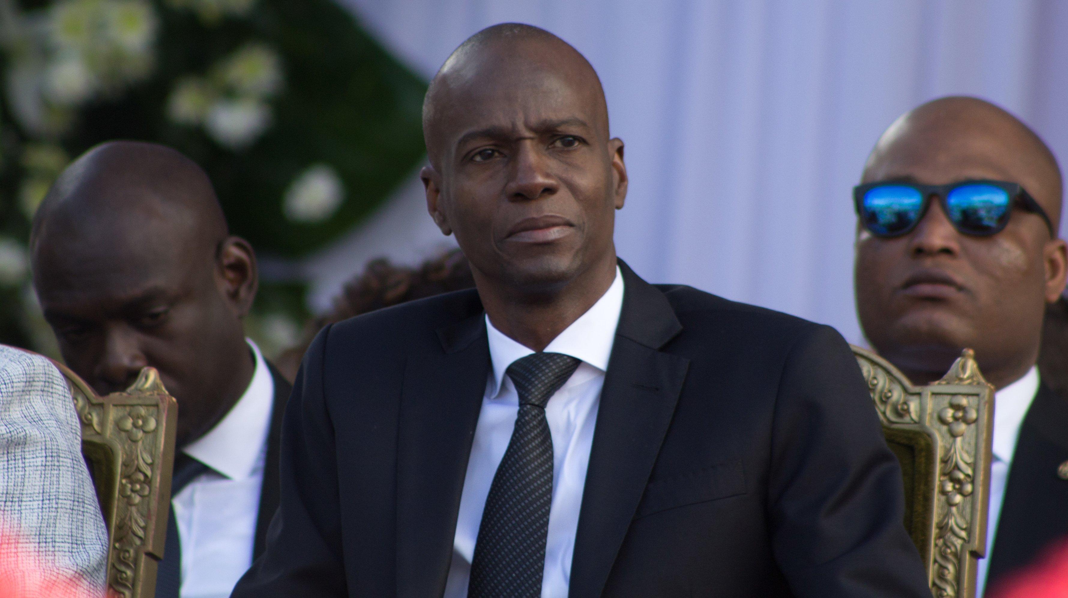 Funeral of former President of Haiti Rene Preval