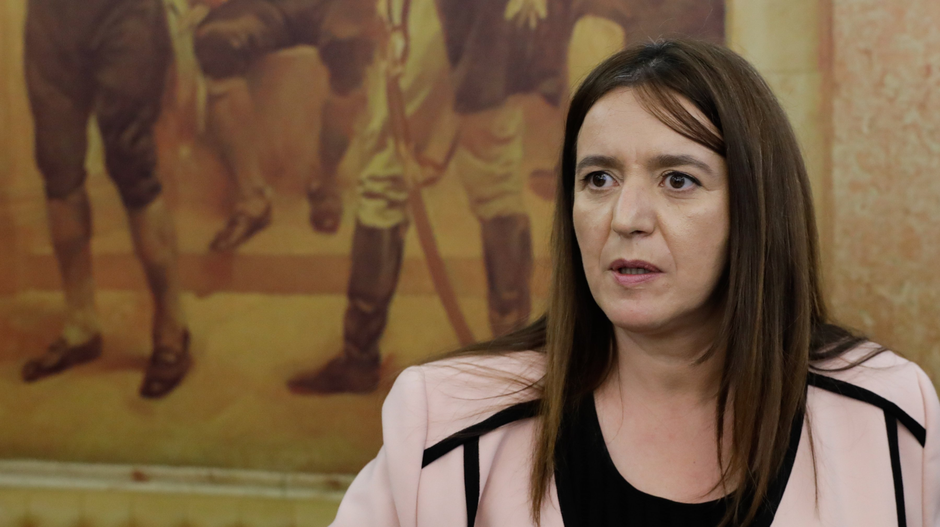 Cristina Portugal, presidente da ERSE
