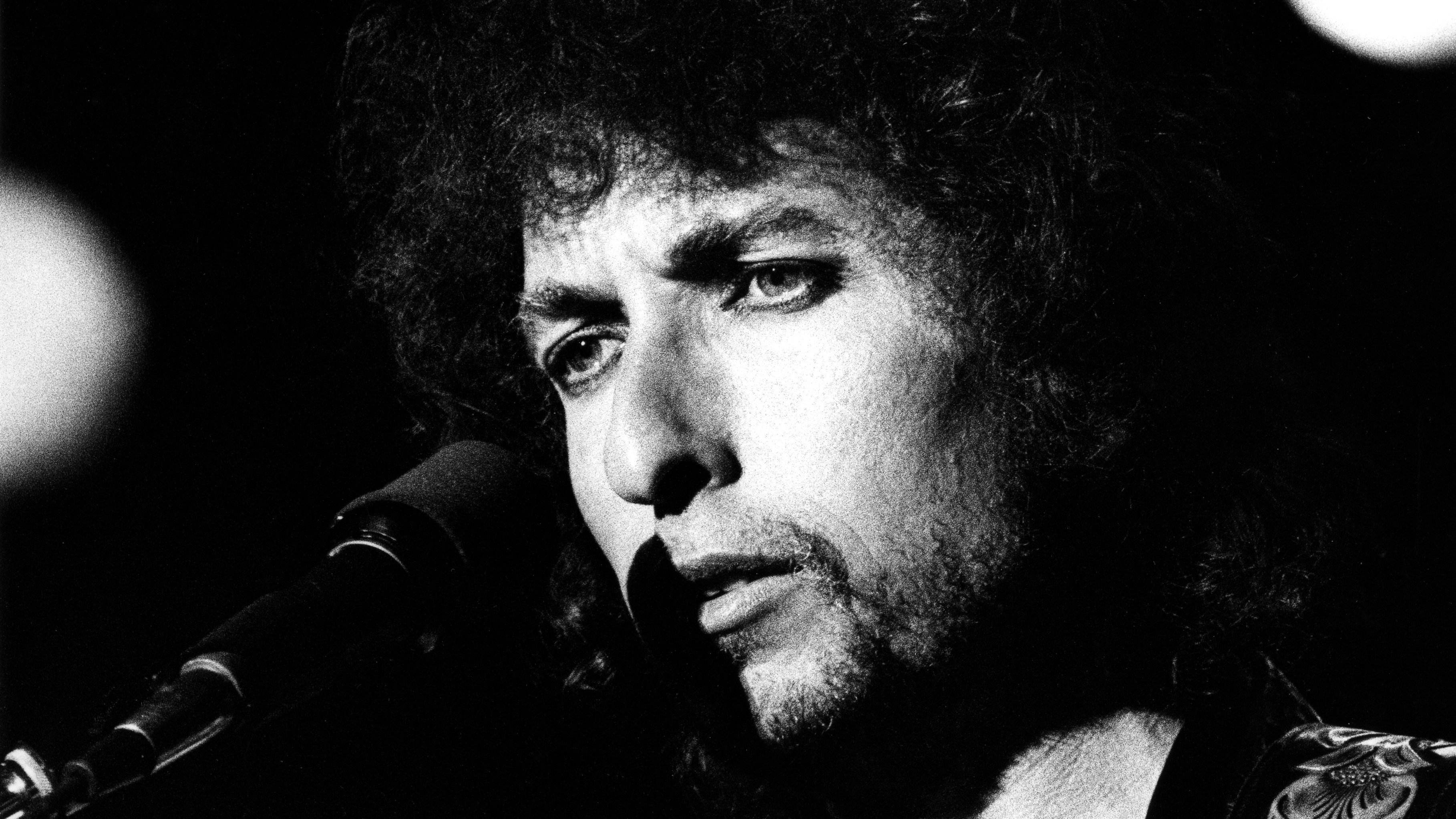 Bob Dylan Performs Live In Rotterdam