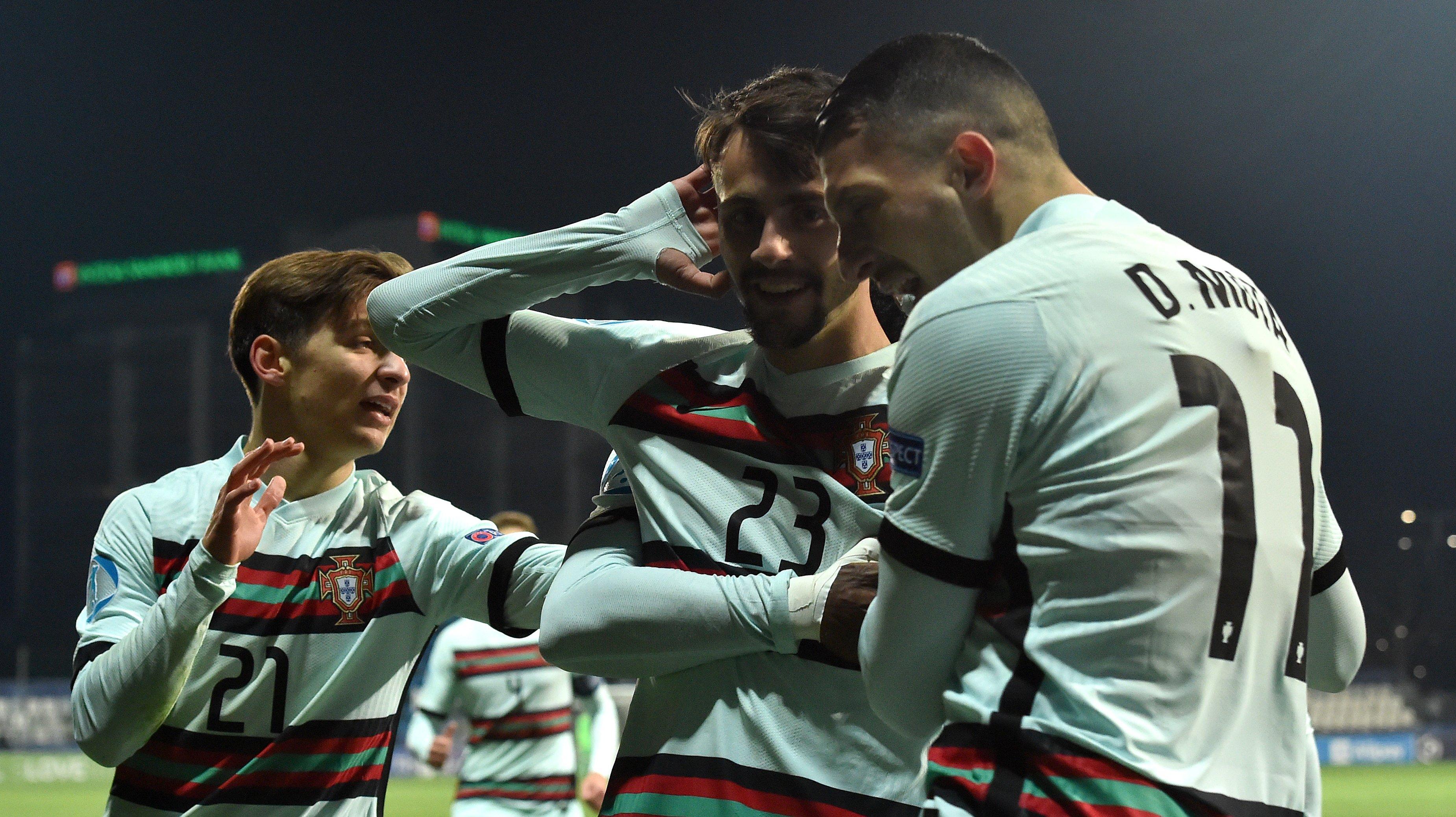 Portugal v Croatia - 2021 UEFA European Under-21 Championship