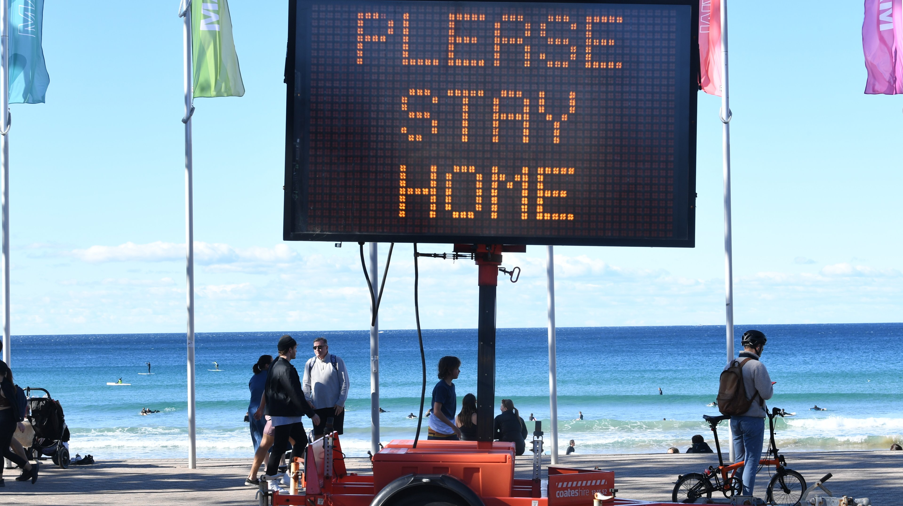 NSW Increases Restrictions As Covid-19 Cases Continue To Rise