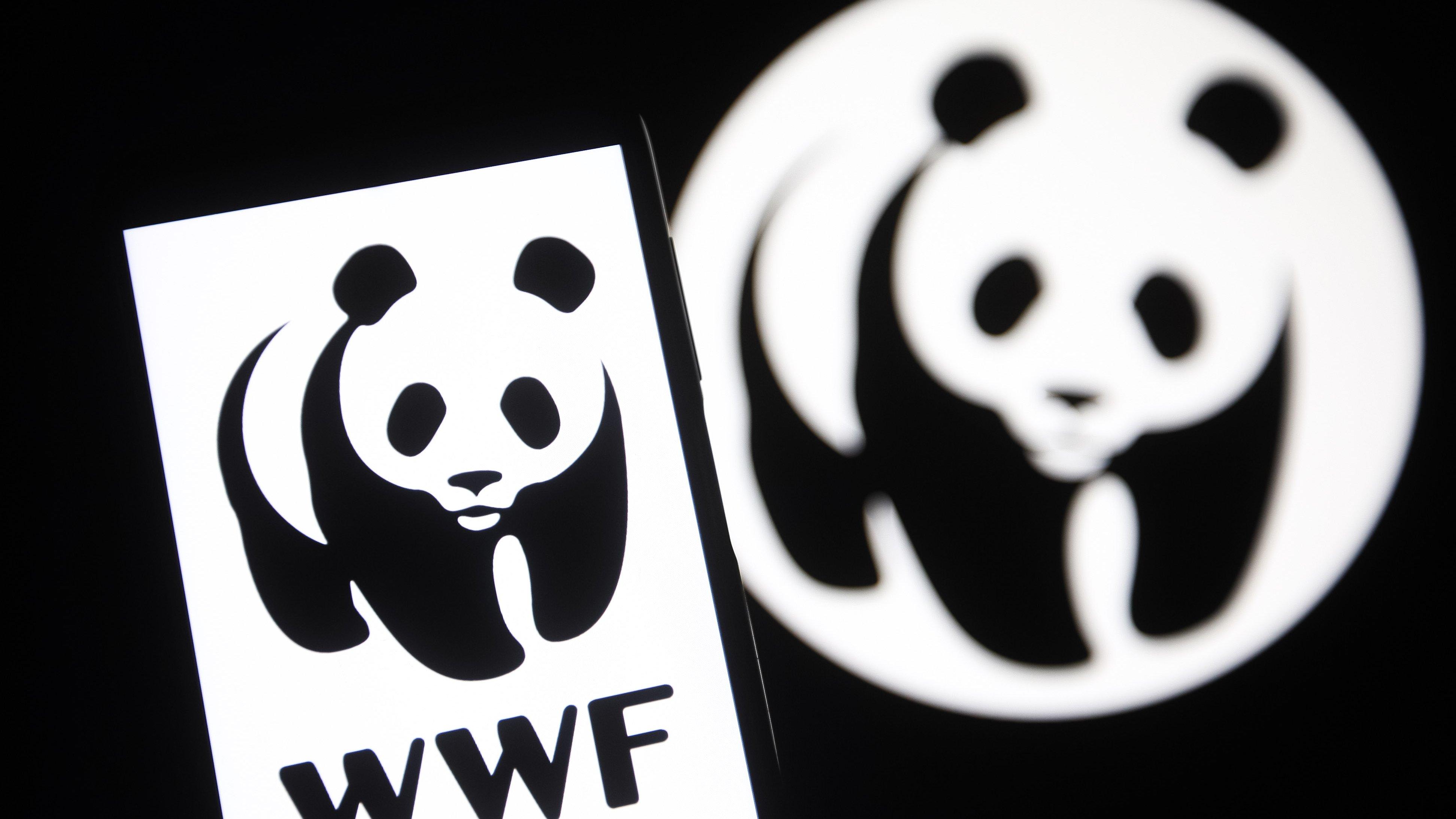 WWF Logótipo