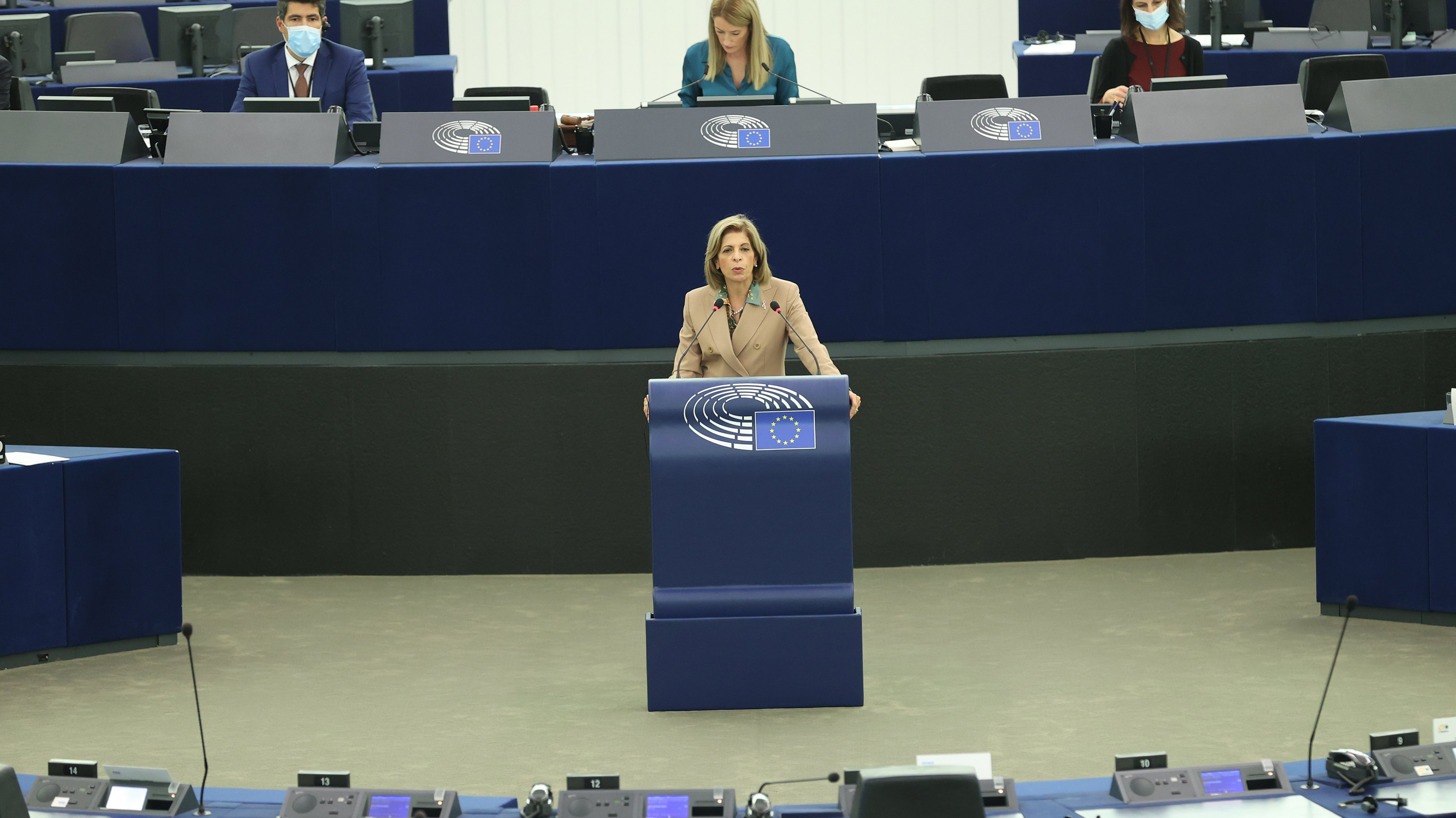 General Assembly of the European Parliament
