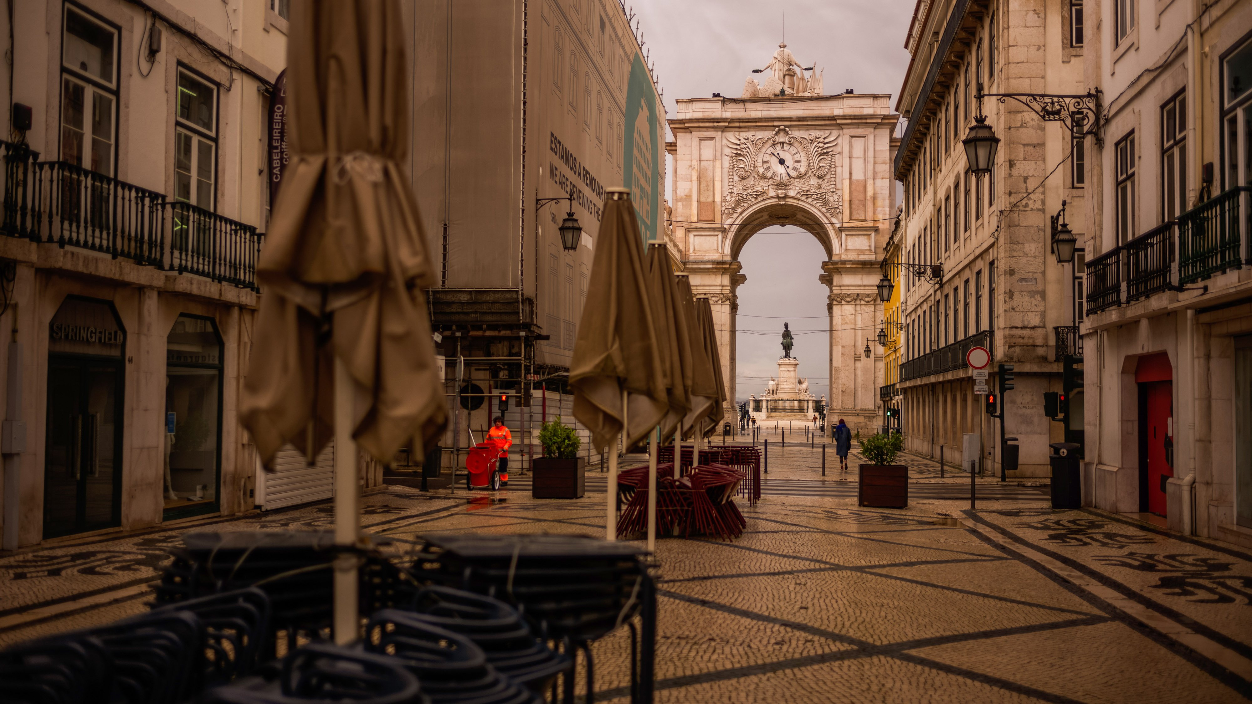 Portugal's Capital As Europe Seeks to Salvage Summer Tourism
