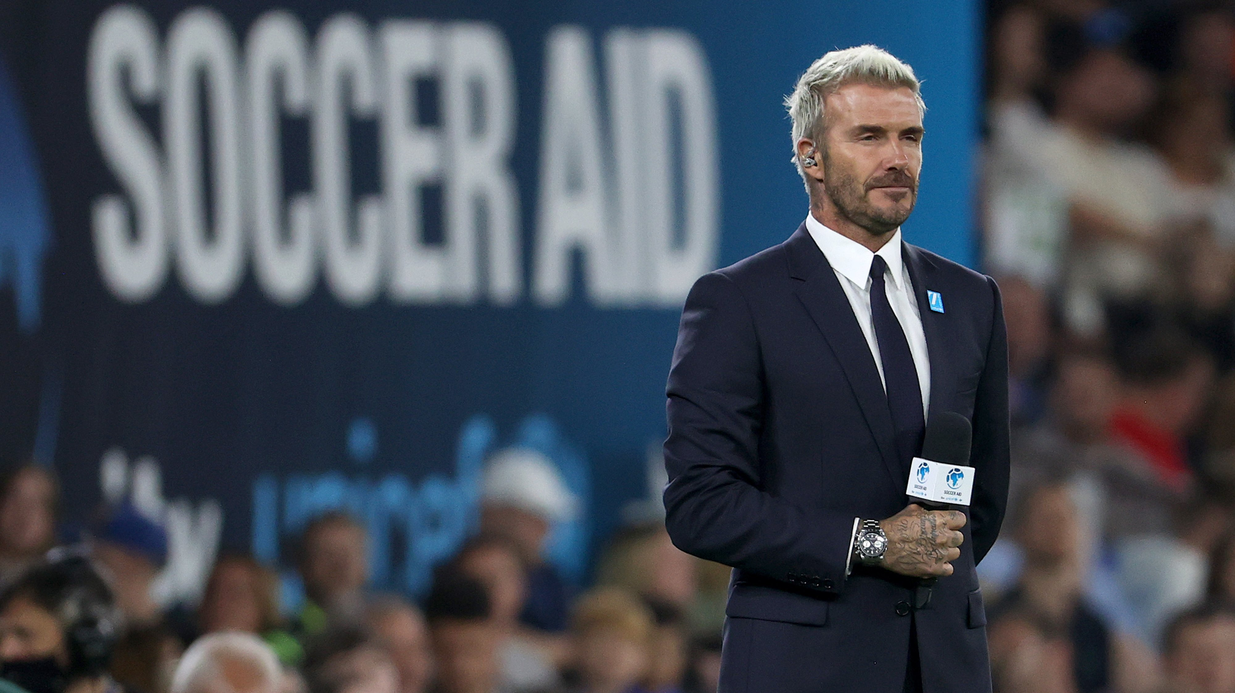 Soccer Aid For Unicef 2021