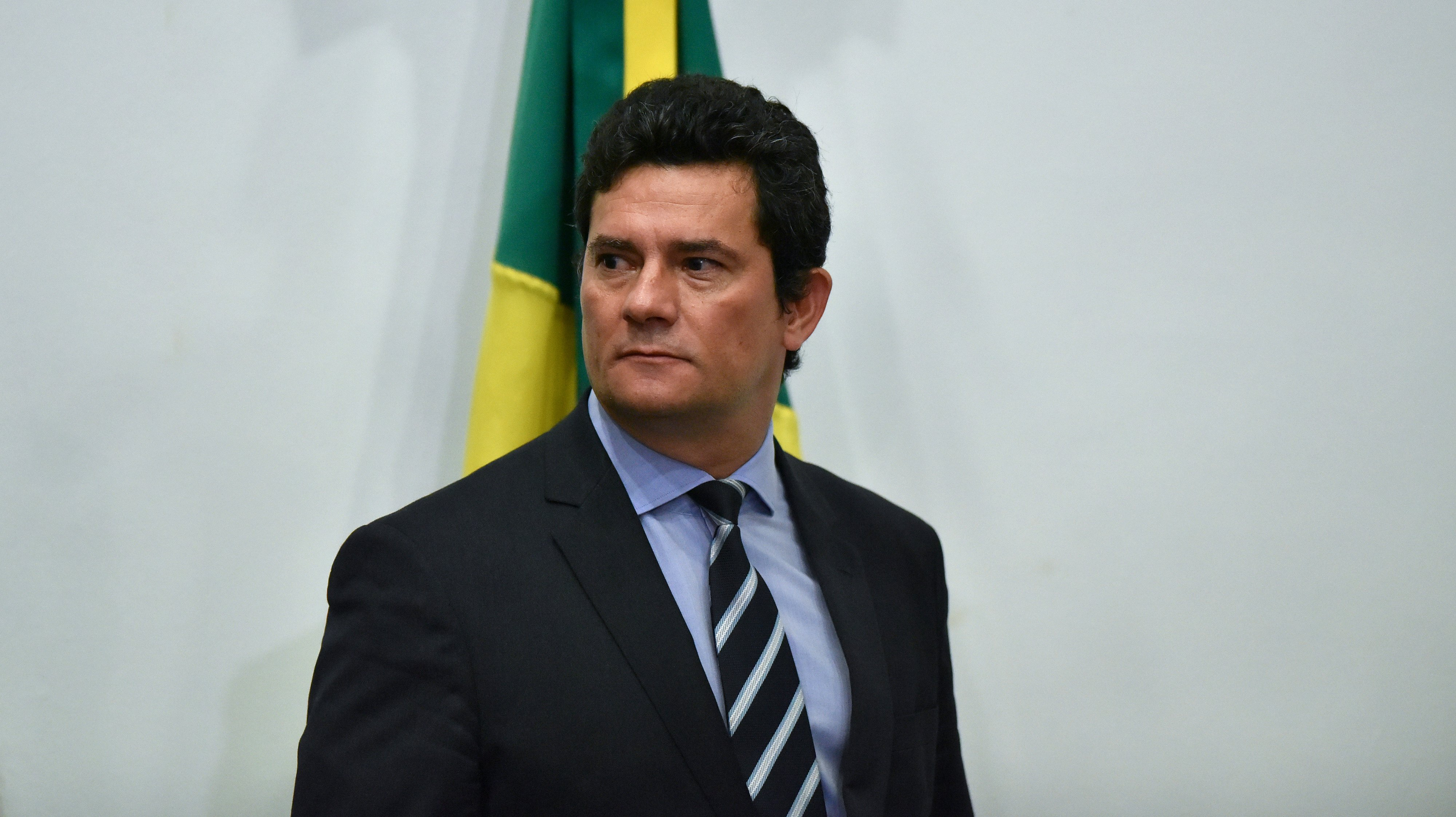 Brazil's Justice Minister Sergio Moro Resigns In New Blow To Government