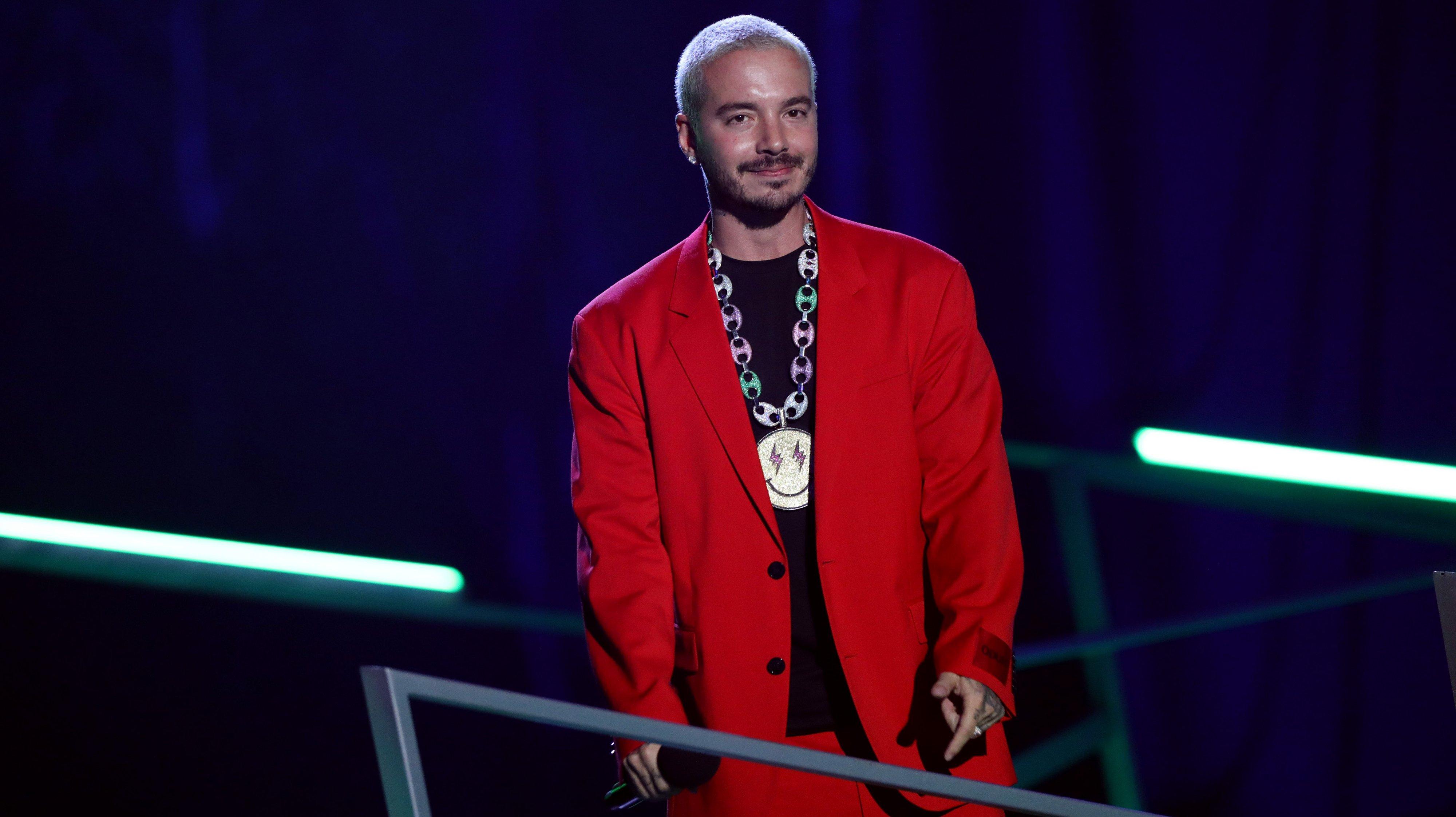 J Balvin, astro do reggaeton