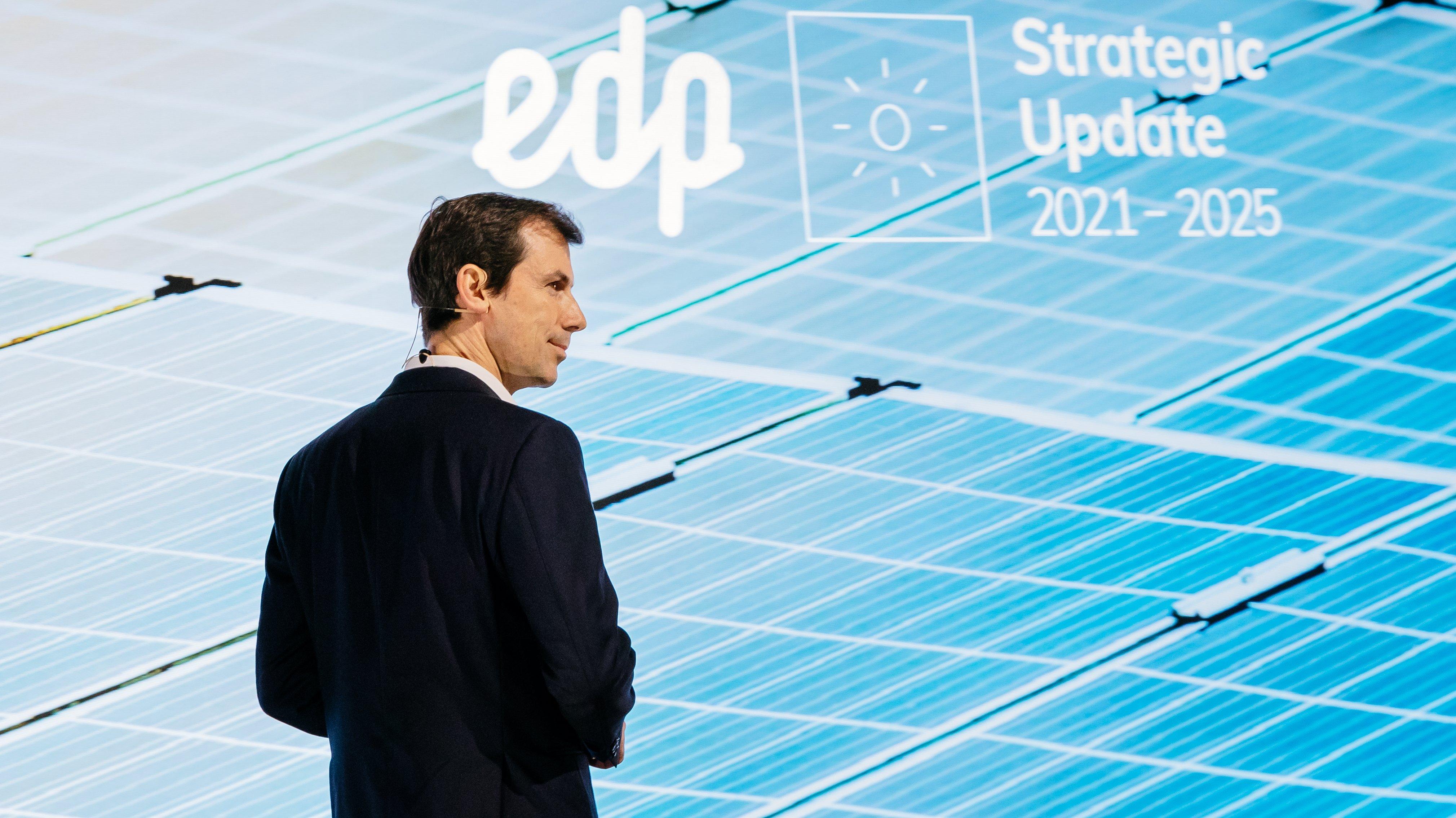 Miguel Stilwell de Andrade, presidente da EDP