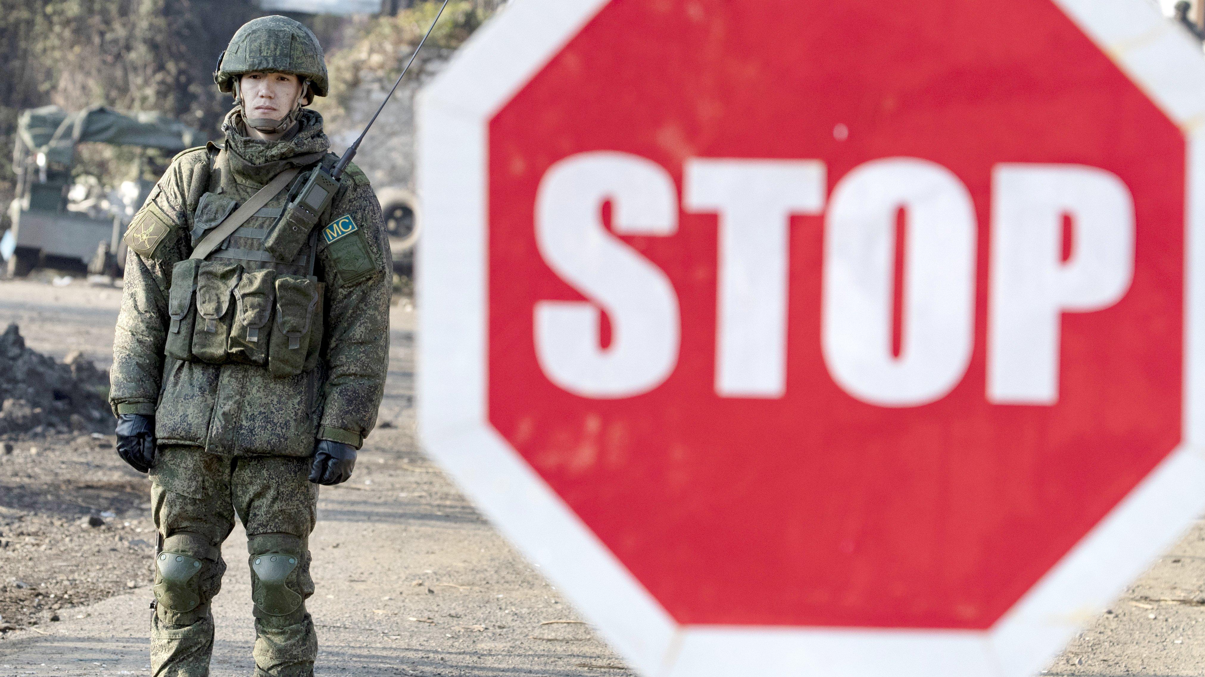 Azerbaijan in aftermath of Nagorno Karabakh military conflict