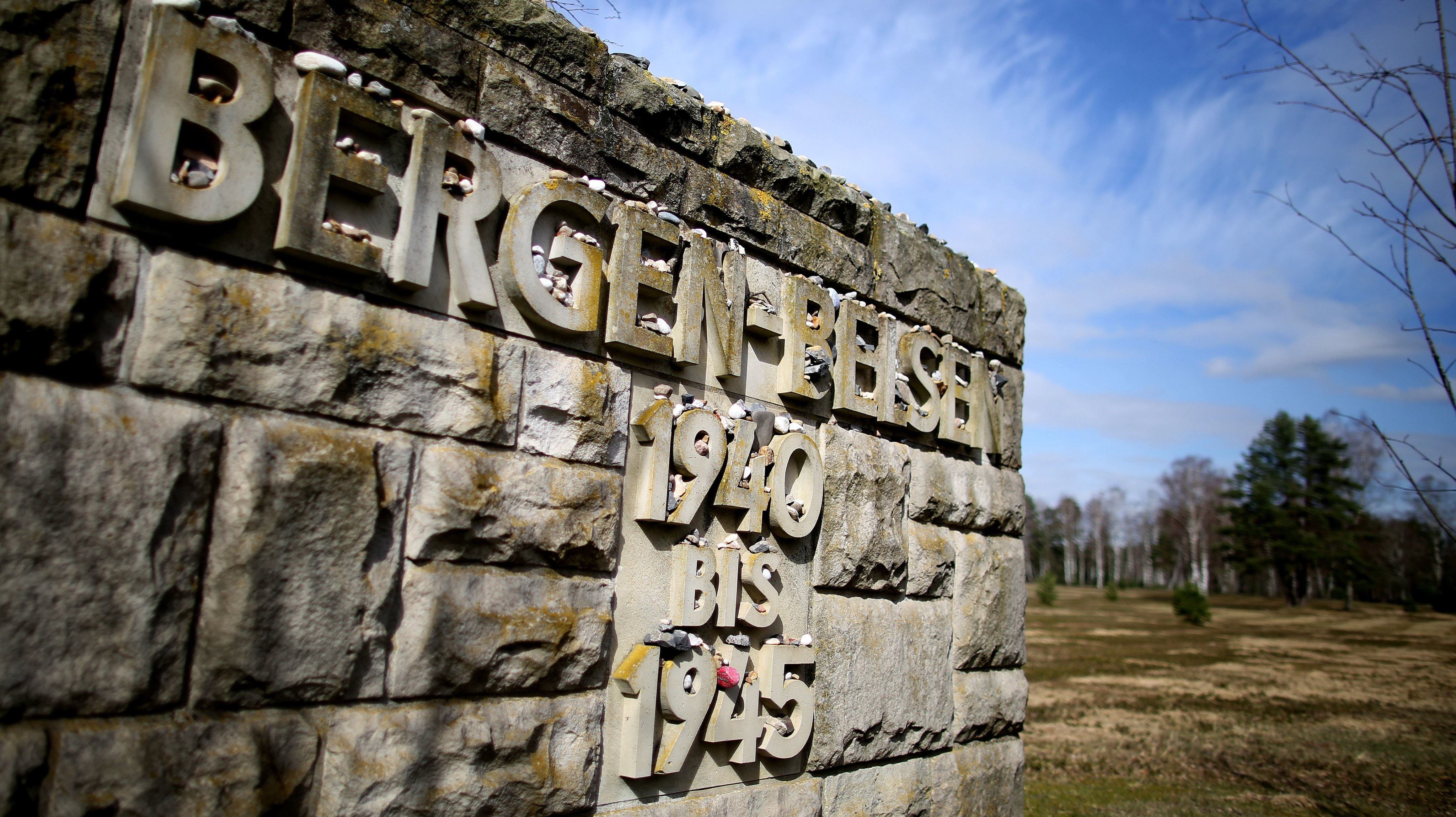 GERMANY-HISTORY-WWII-NAZI-CONCENTRATION-CAMP-LIBERATION-ANNIVERS
