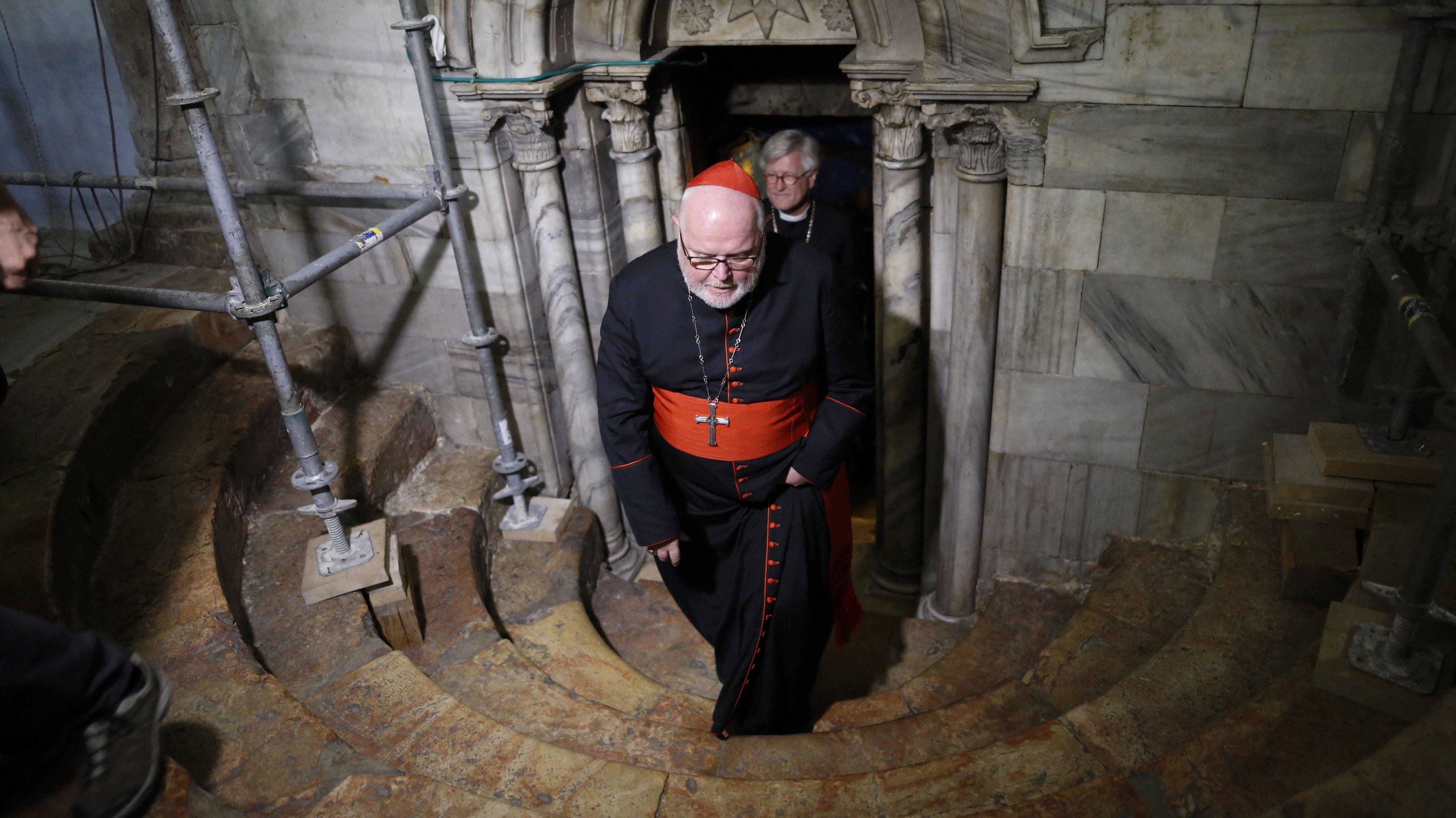 German Bishops at the Holy Land