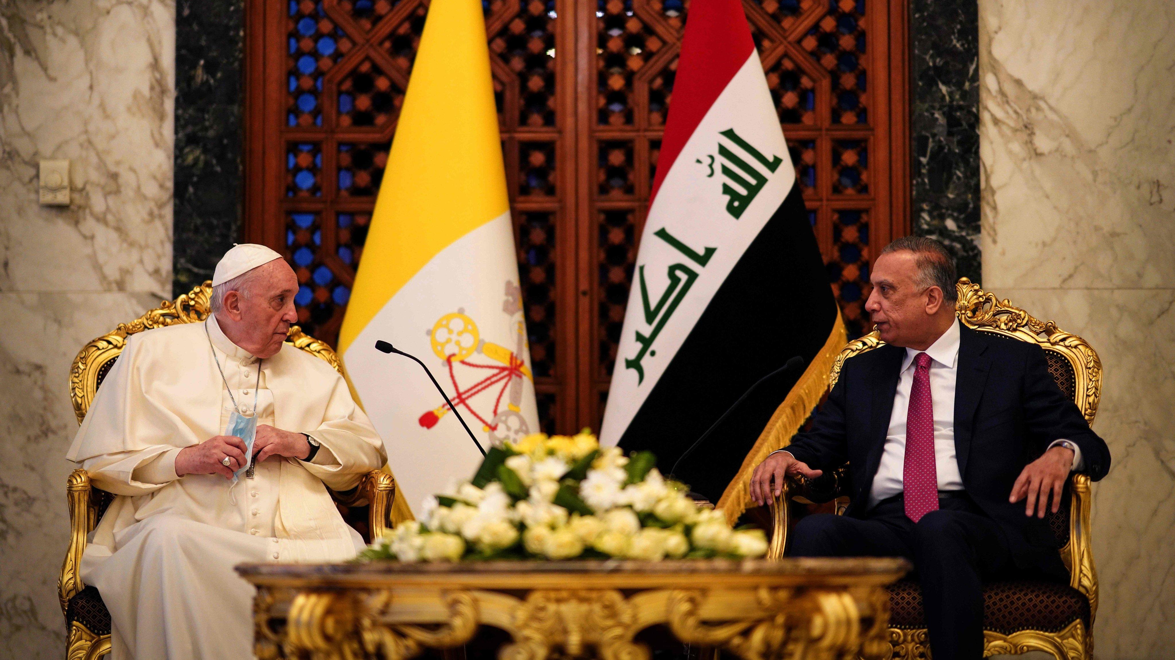 IRAQ-VATICAN-POPE