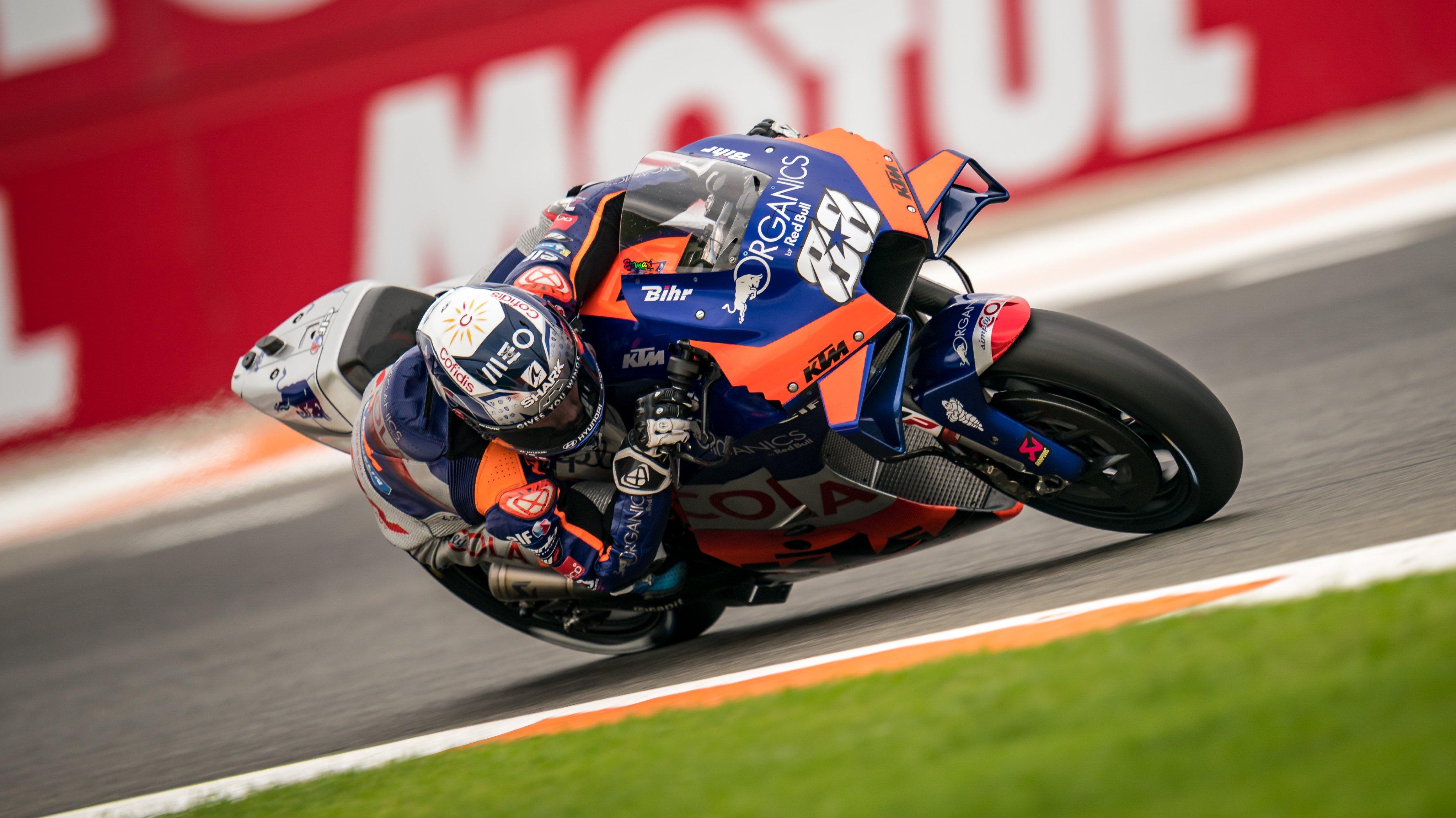 MotoGP of Comunitat Valenciana: Qualifying