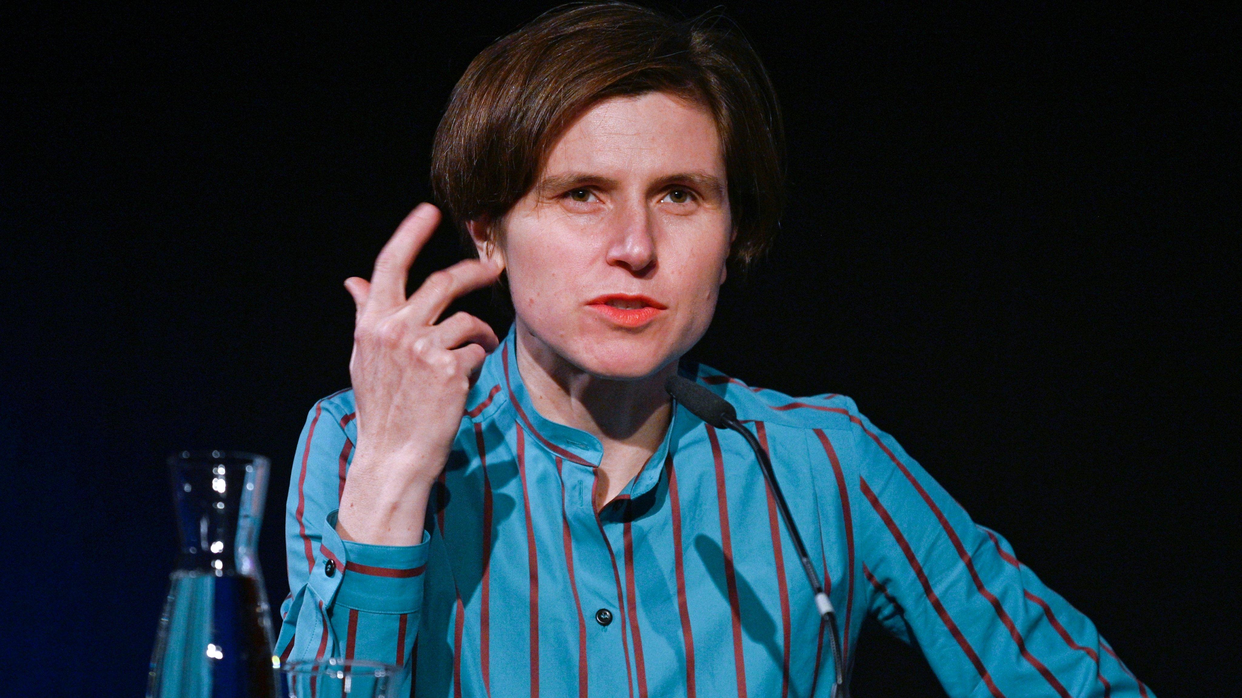 Lit. Cologne - Judith Schalansky