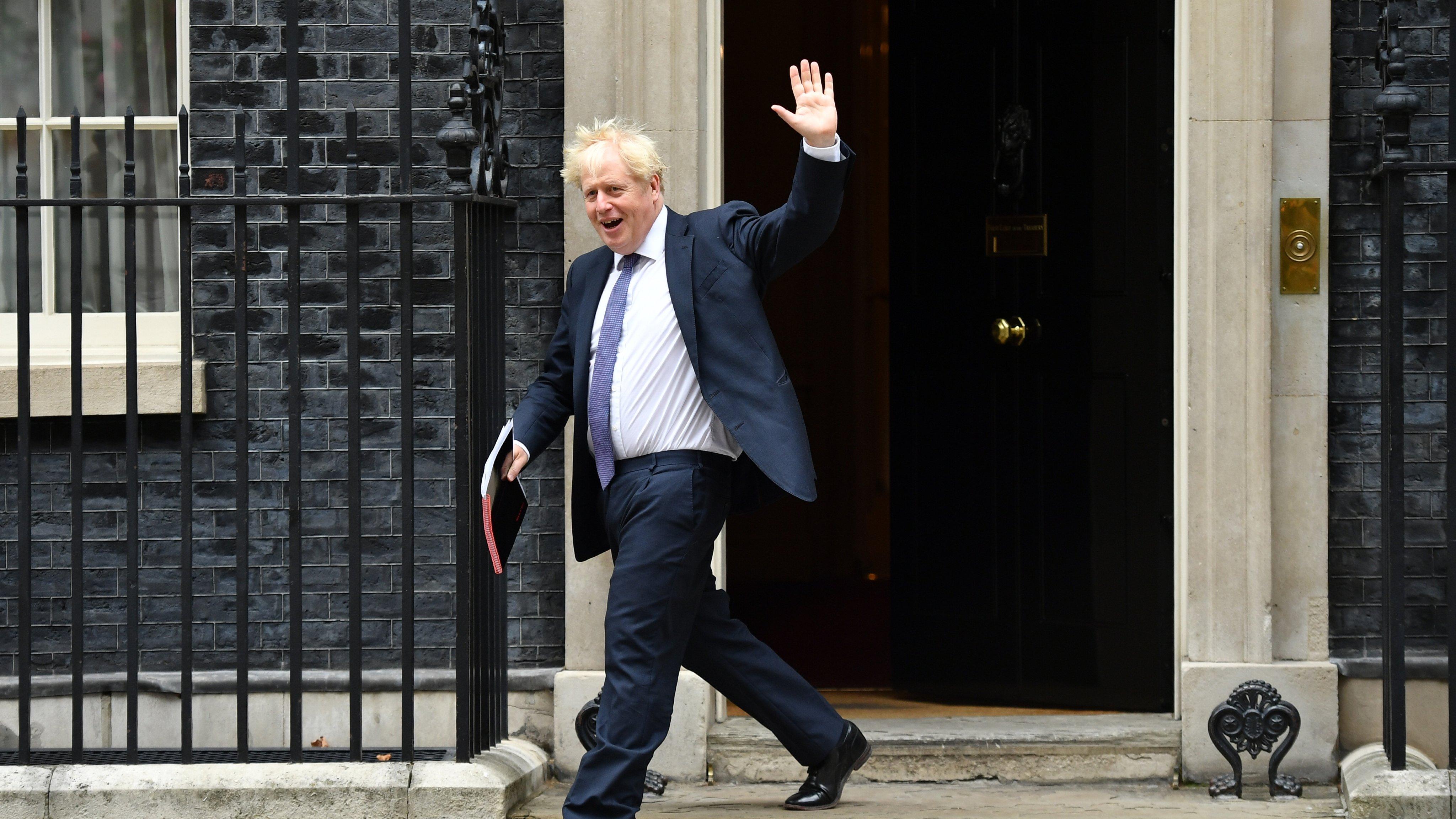 UK Cabinet Convenes At 10 Downing Street
