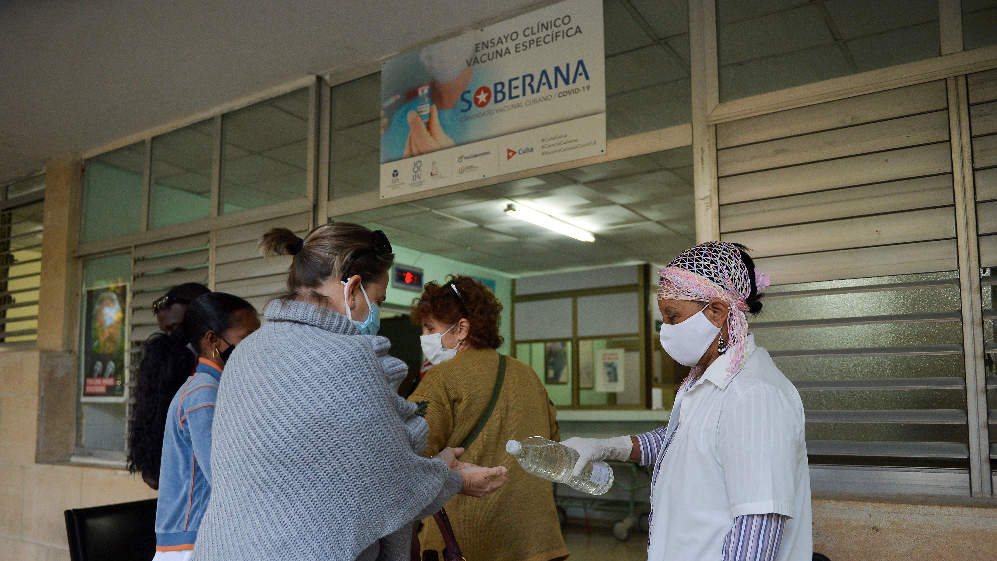 CUBA-HEALTH-VIRUS-VACCINE