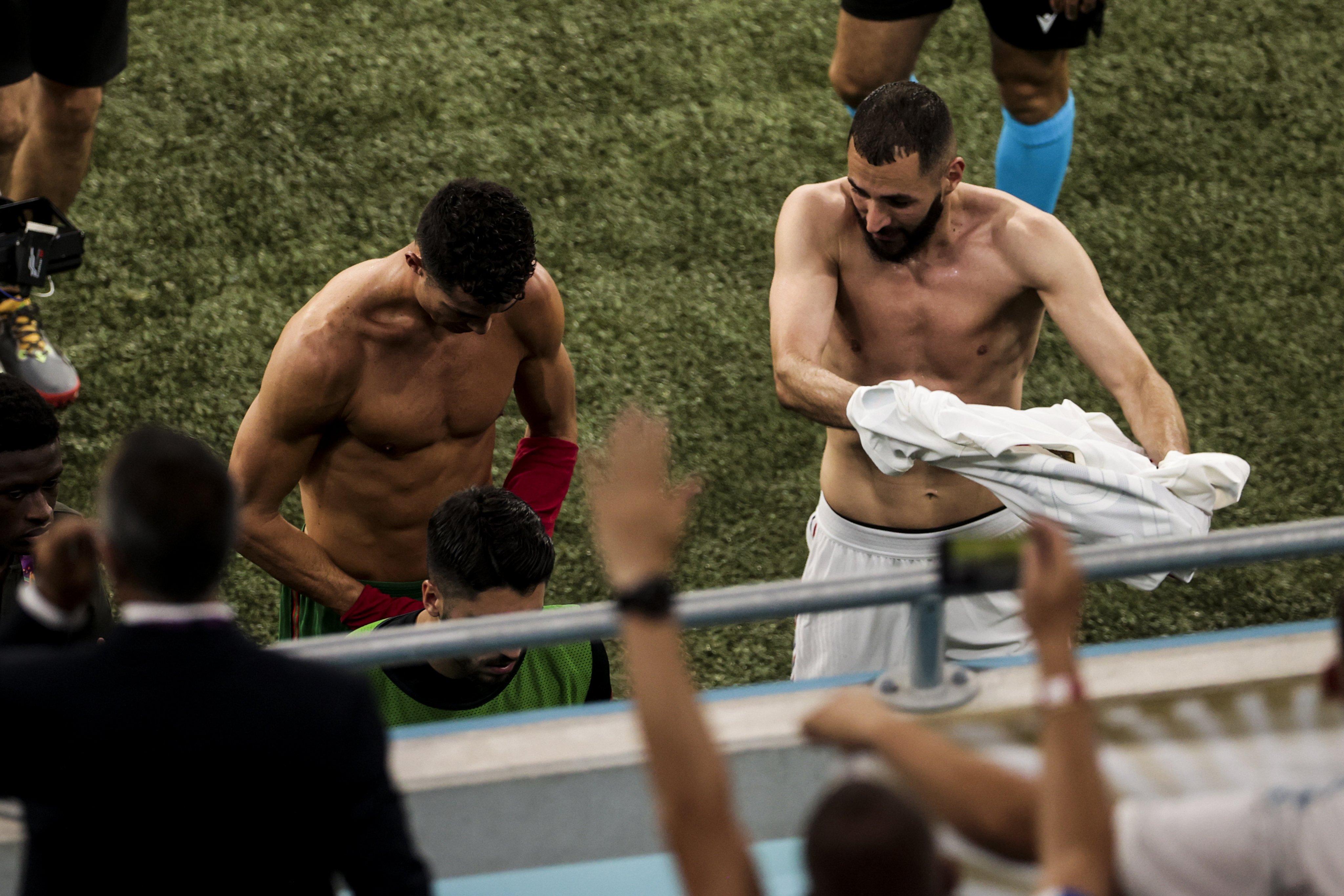 EURO 2020: Portugal vs France