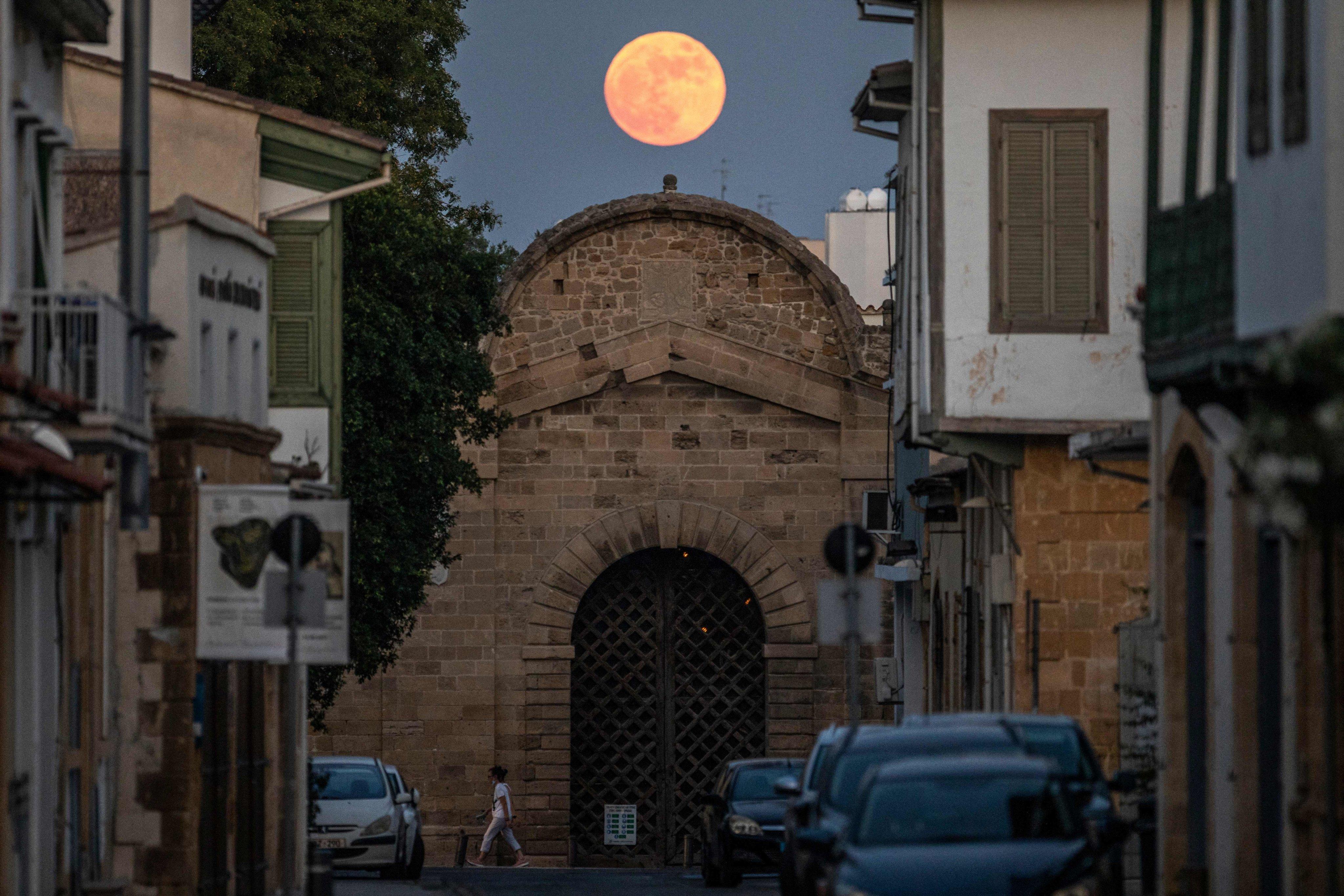 CYPRUS-ASTRONOMY-MOON