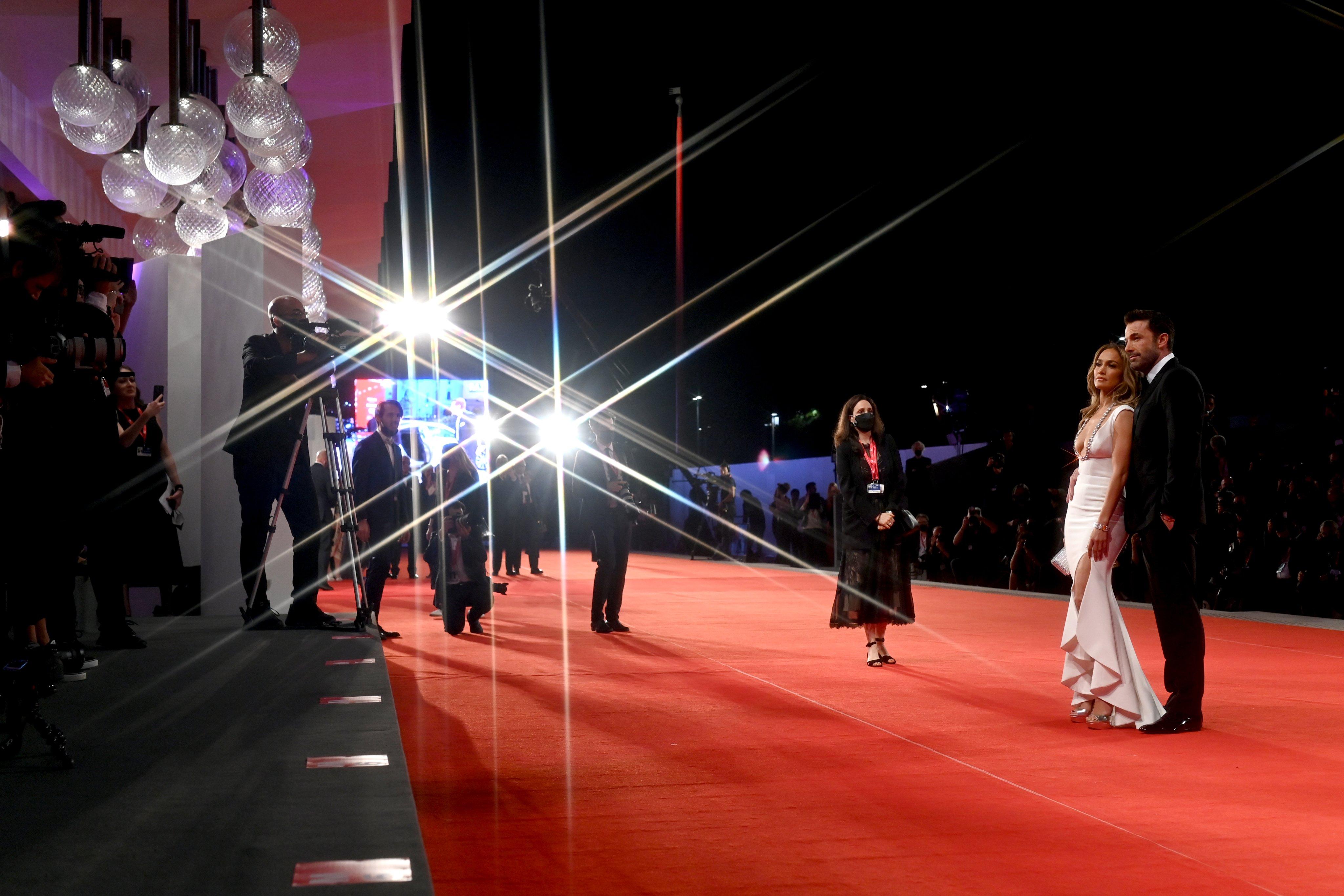 """The Last Duel"" Red Carpet - The 78th Venice International Film Festival"