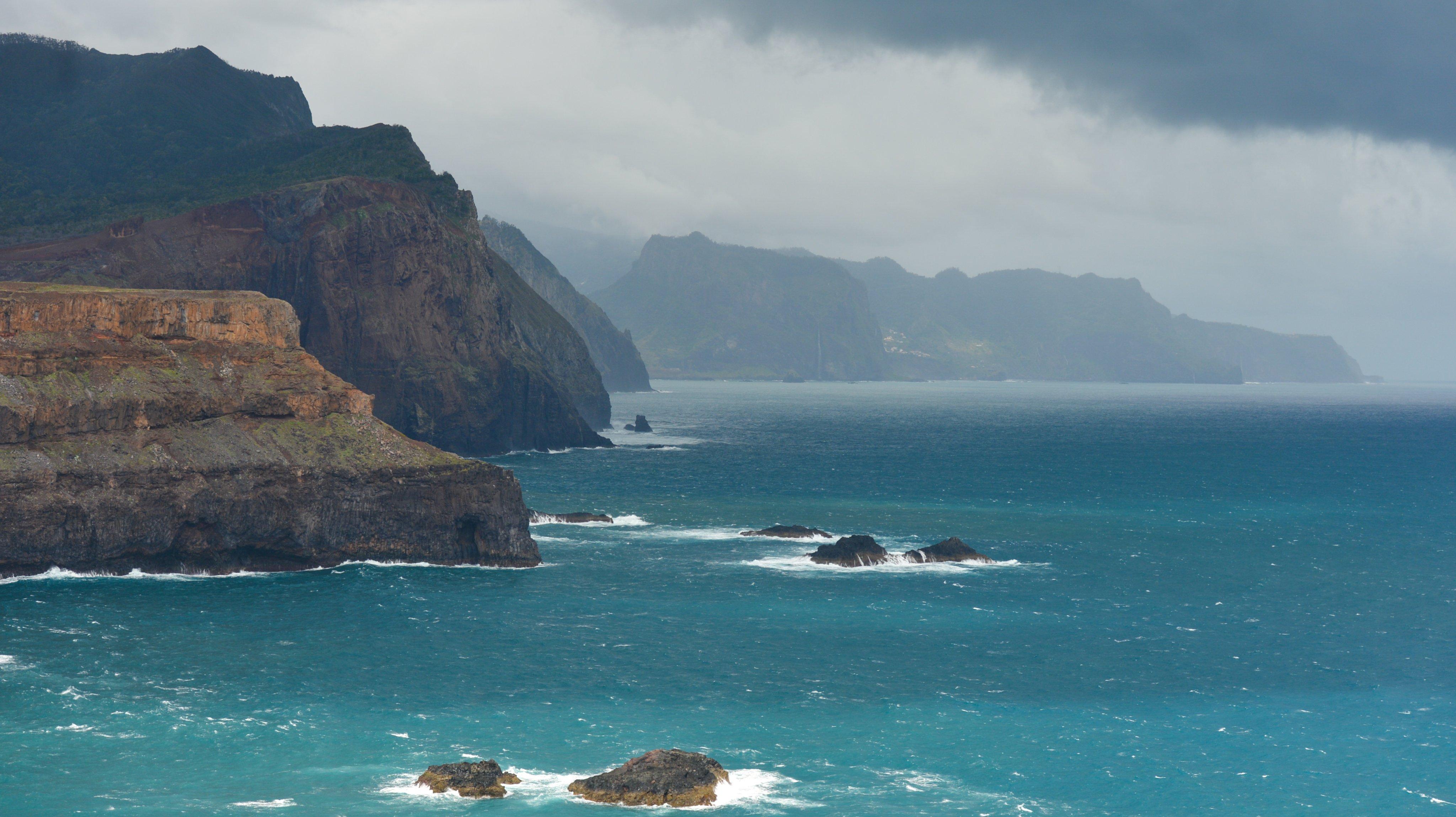 Touring the island of Madeira