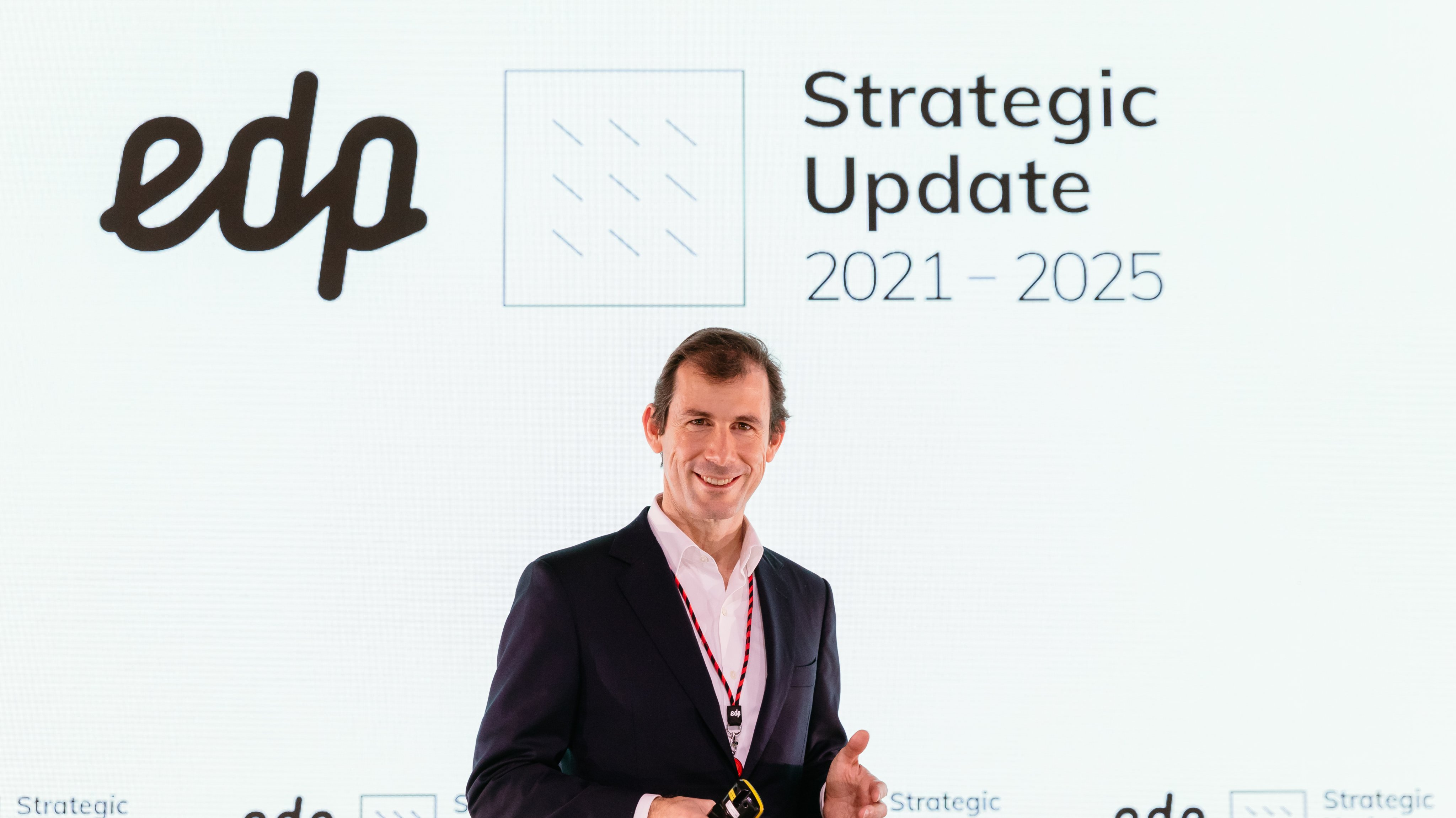 Presidente EDP Miguel Stilwell
