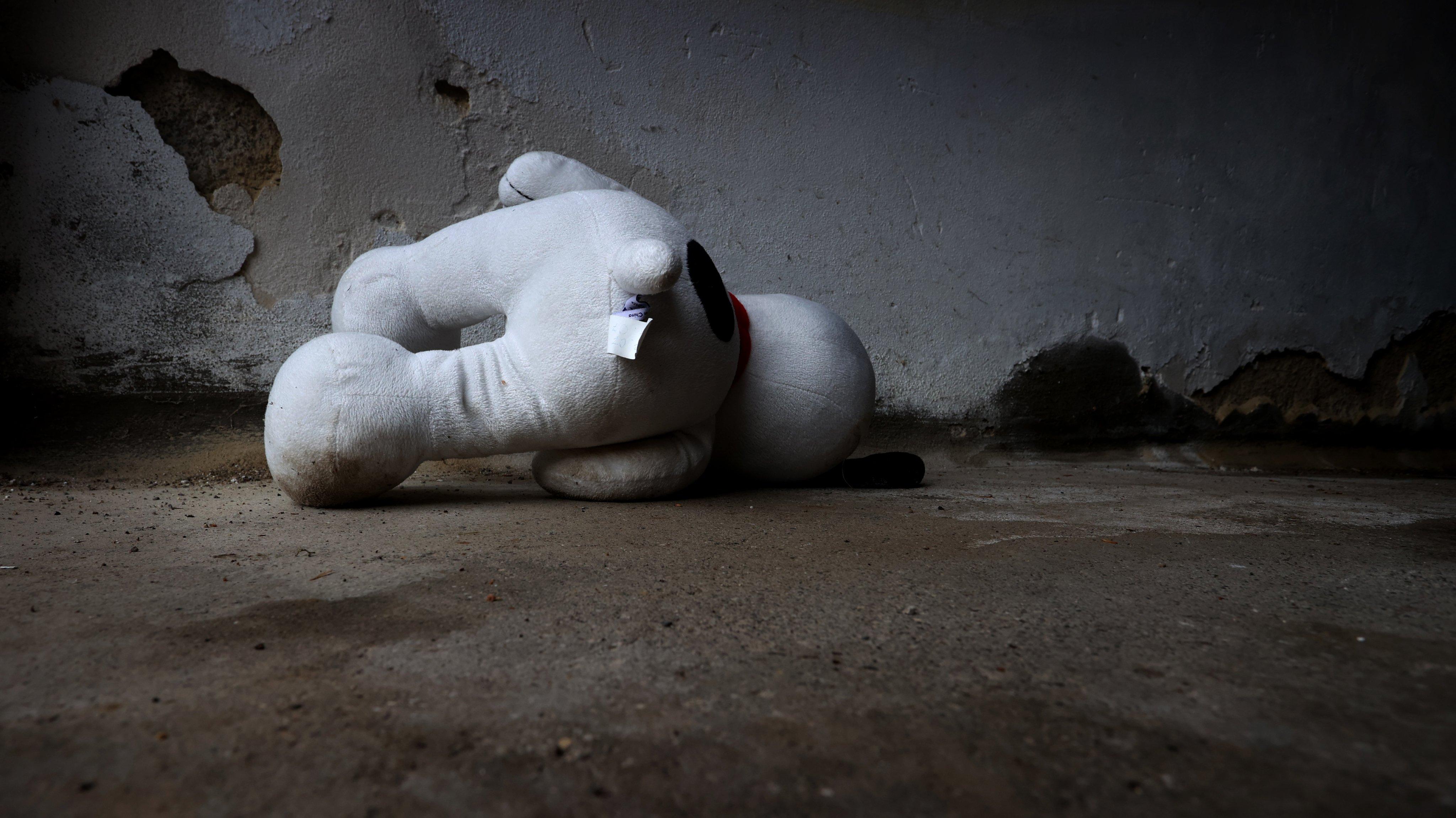 Symbolic image - Violence against children