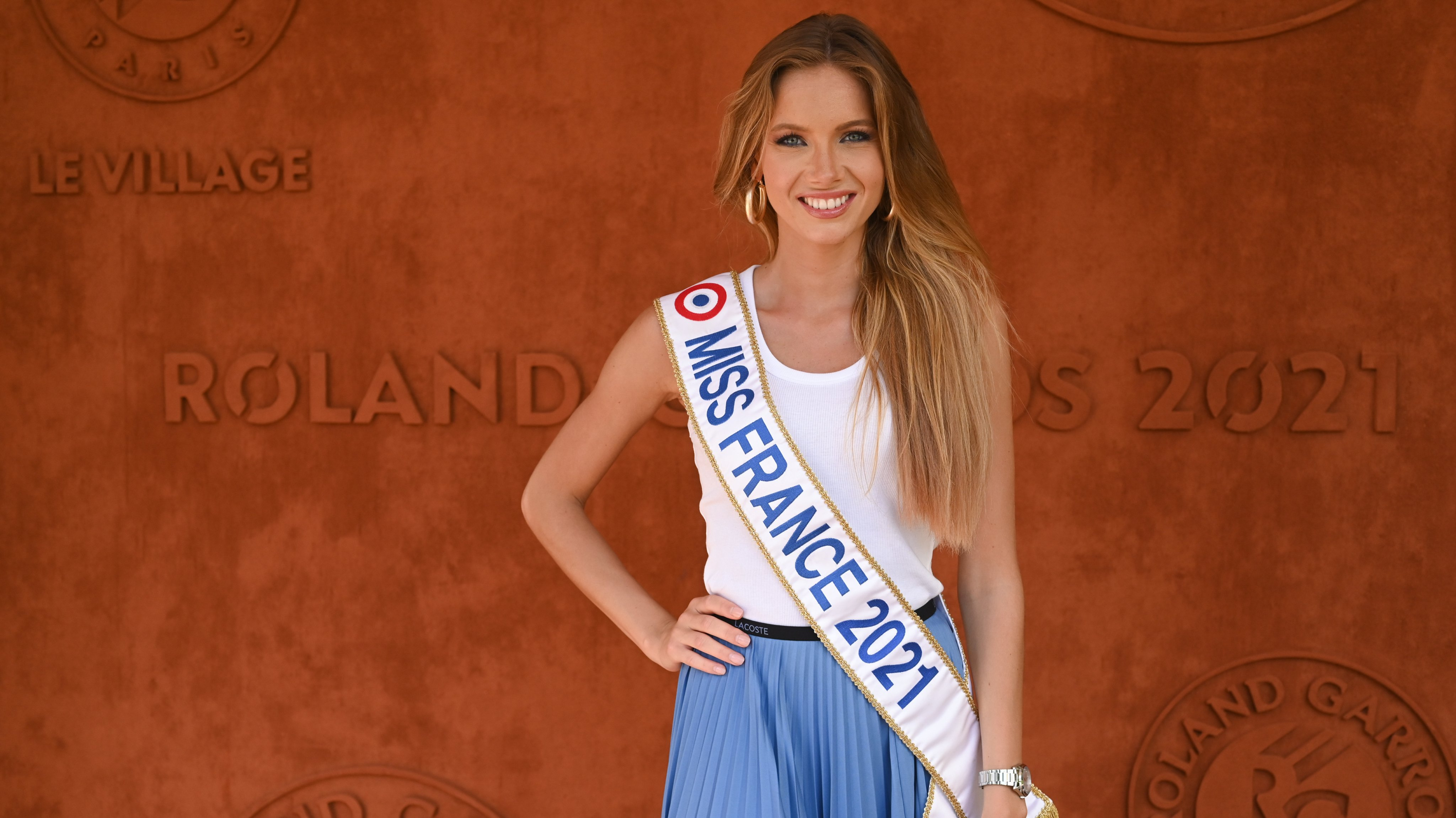Celebrity At The French Open - Day Twelve
