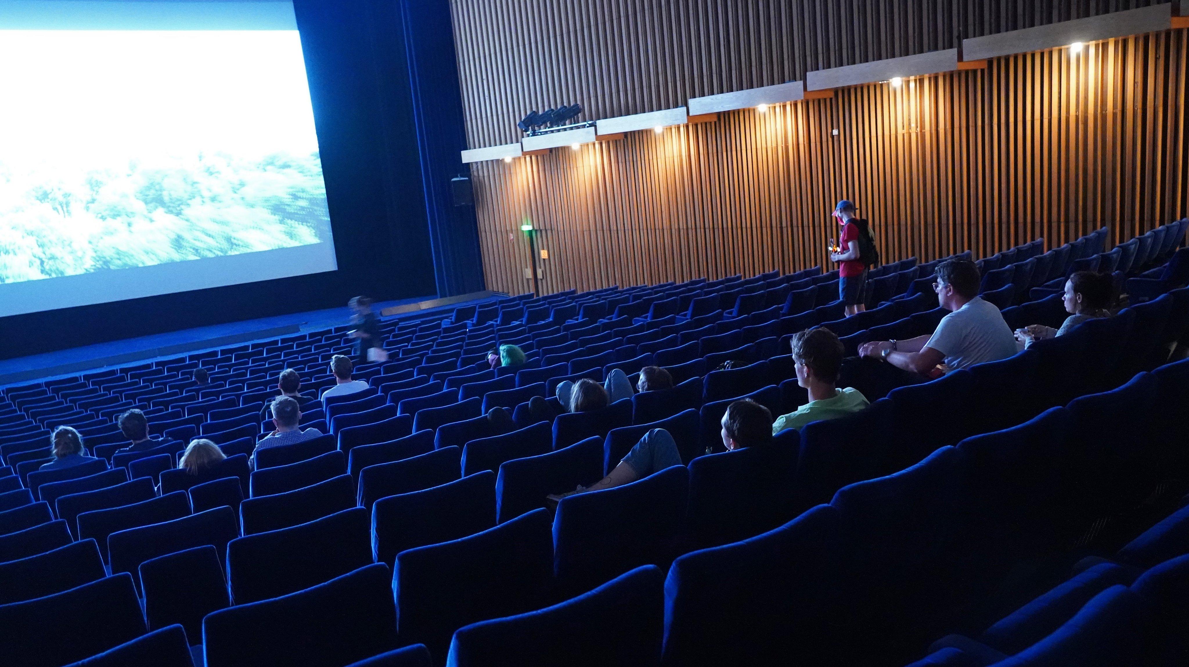 Berlin Movie Theaters Reopen During Coronavirus Pandemic