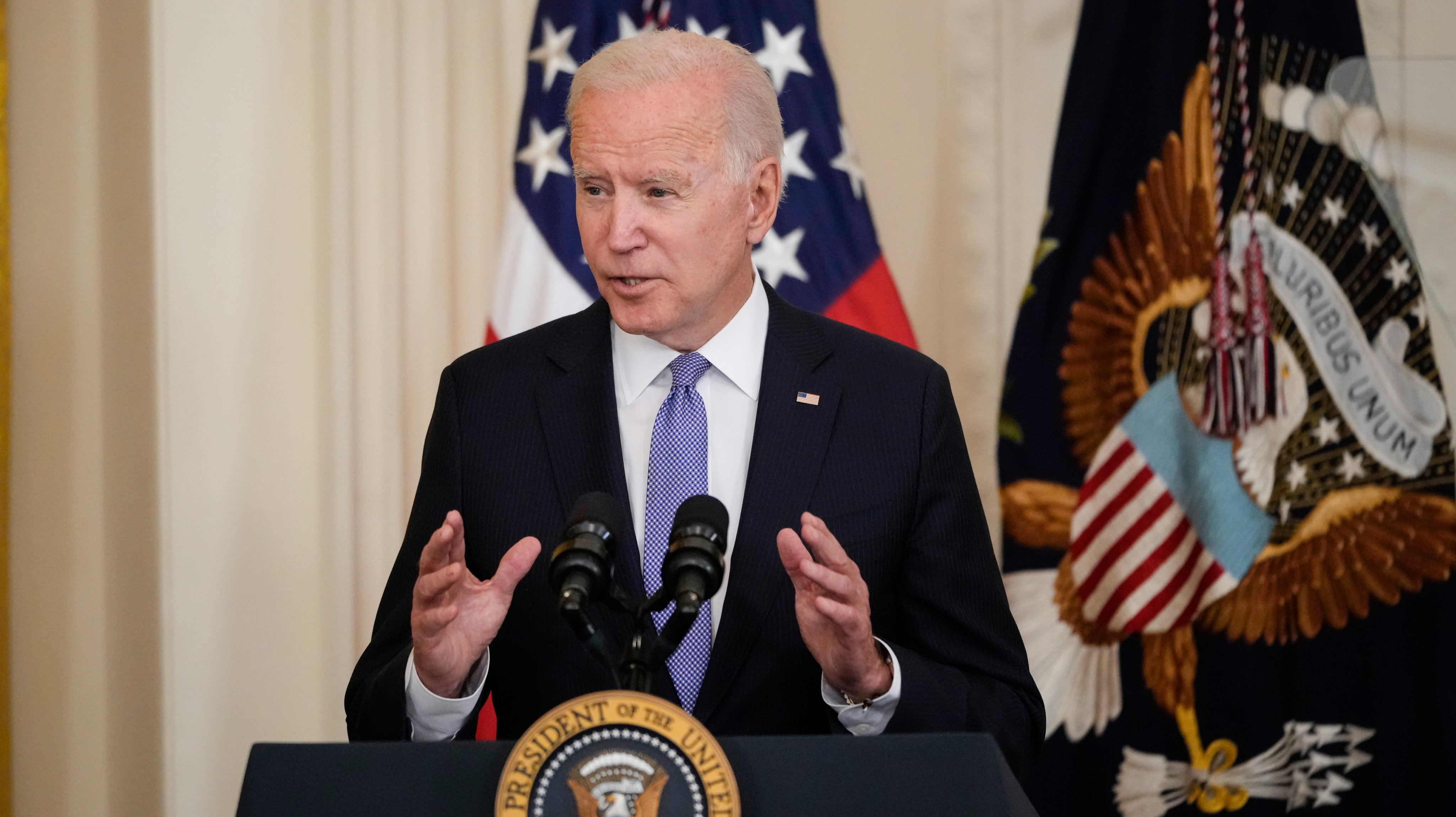 President Biden Signs Crime Victims Fund Act Into Law