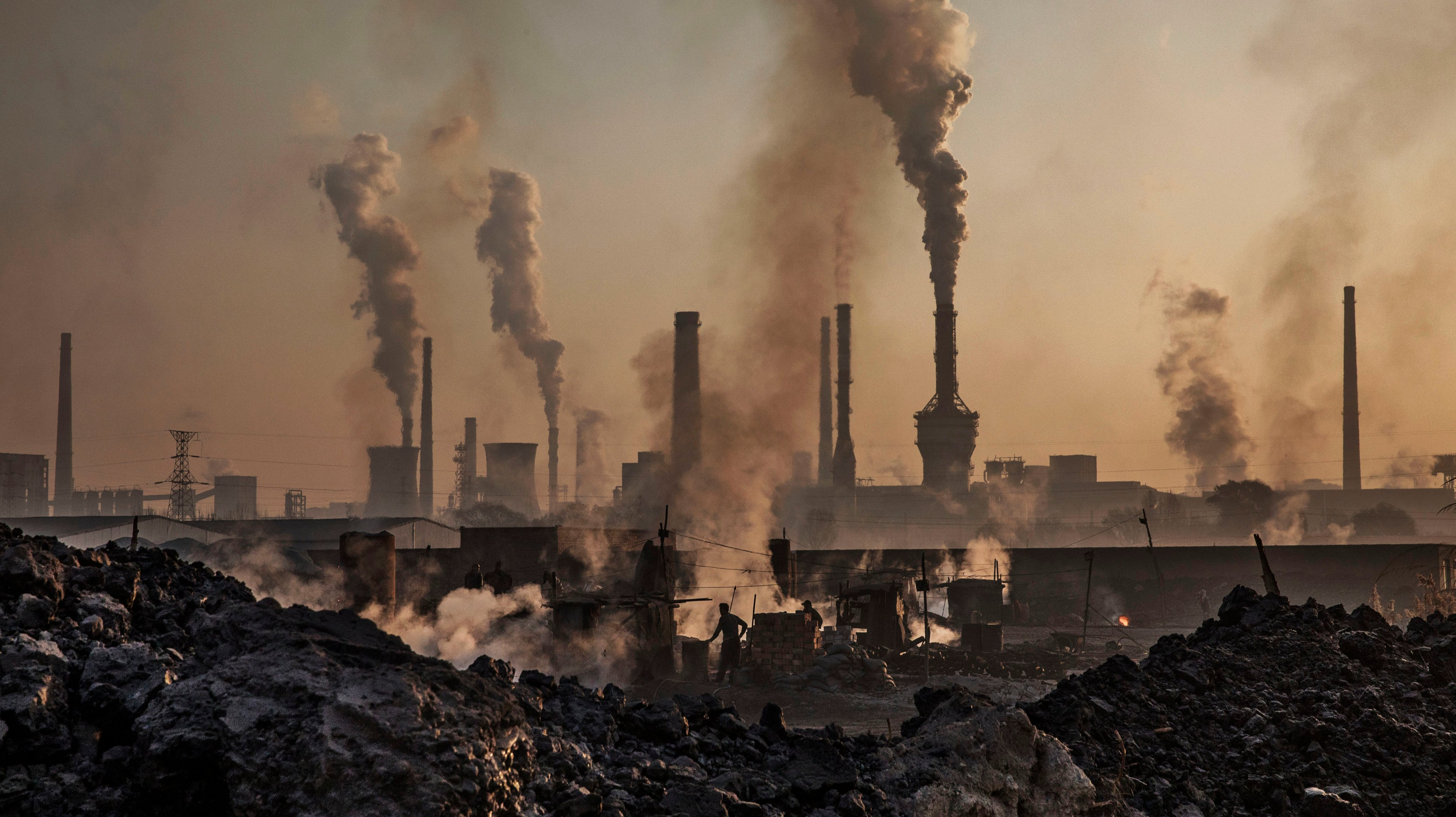 Illegal Steel Factories Dodge China Emissions Laws
