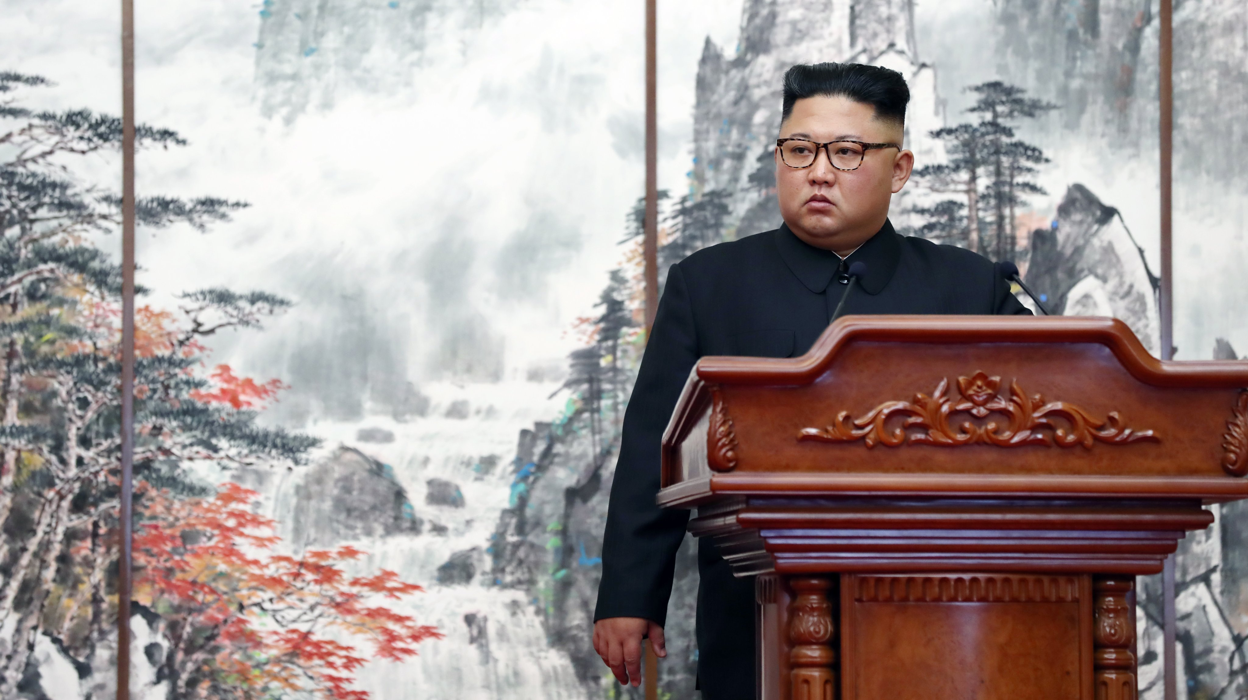 North And South Korean Leaders Meet For Third Summit In Pyongyang