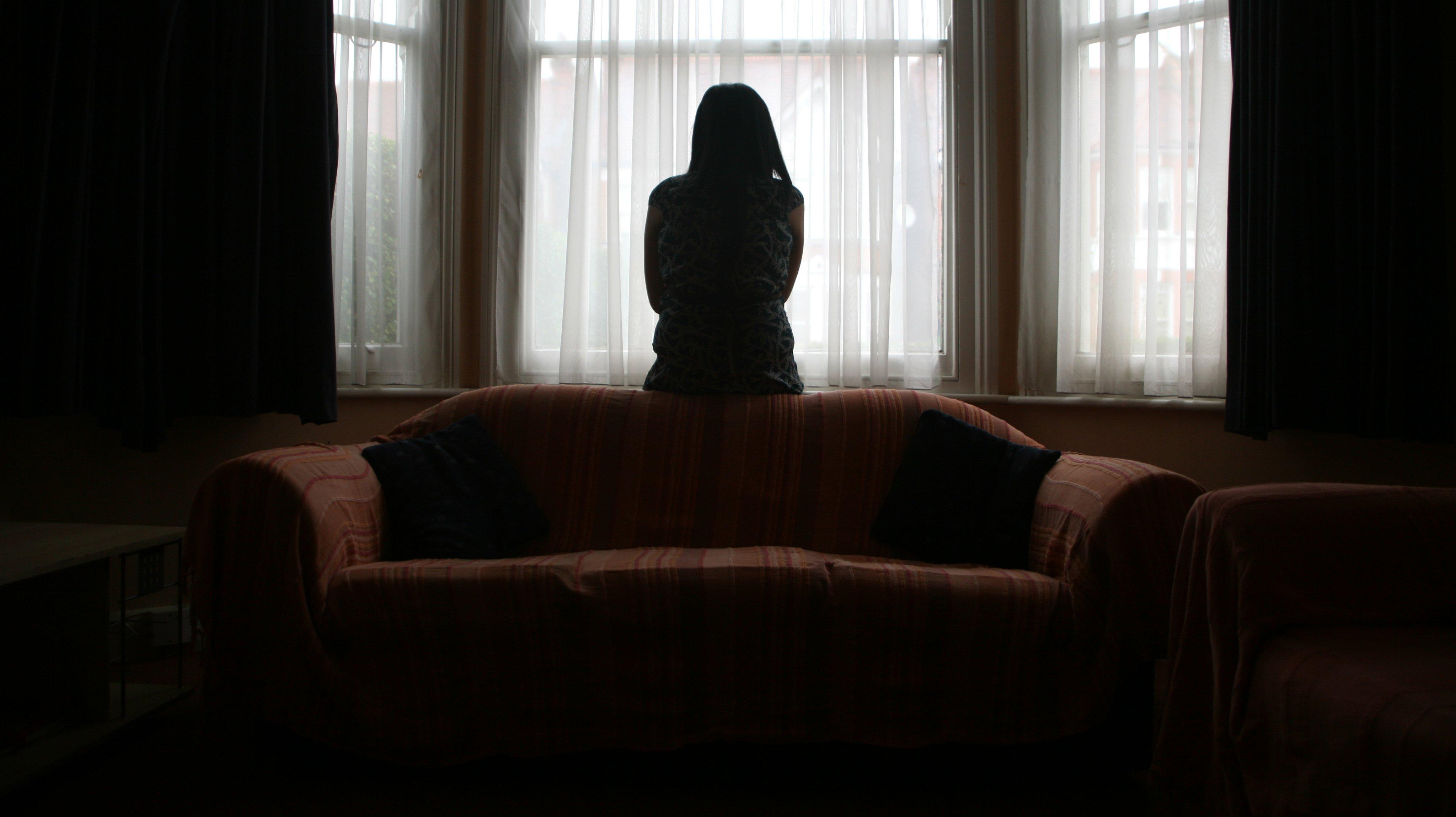 United Kingdom - London - Domestic violence