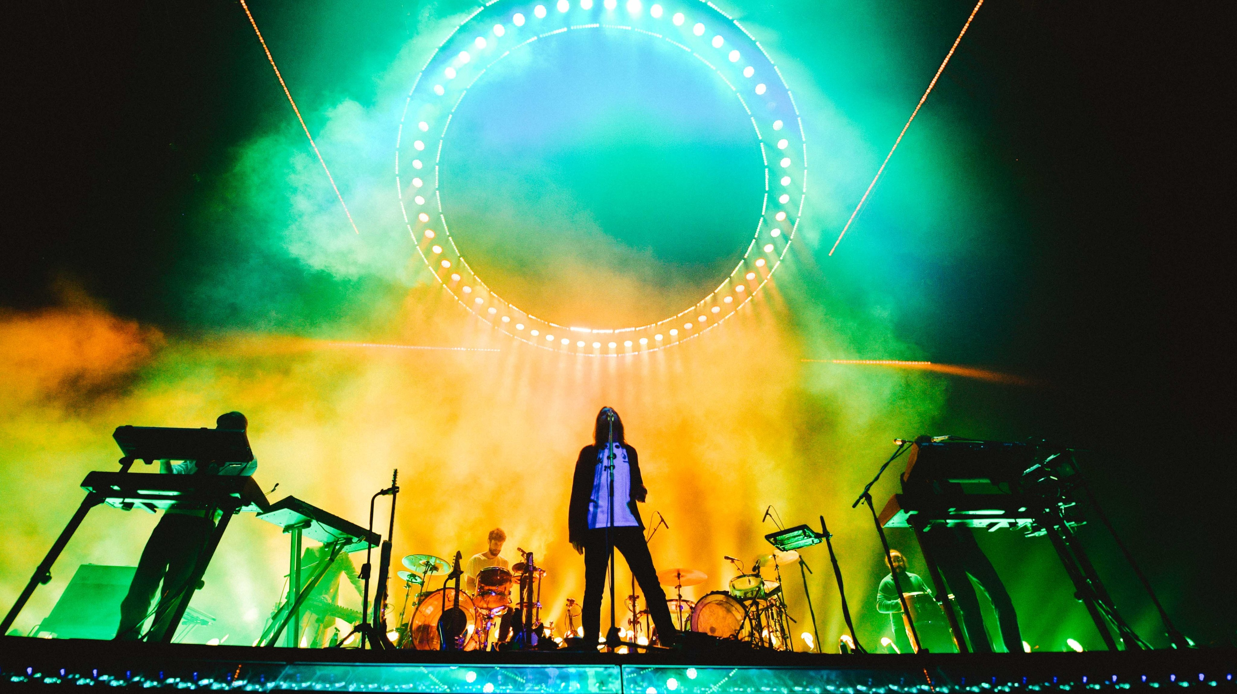 Tame Impala Performs At The Forum