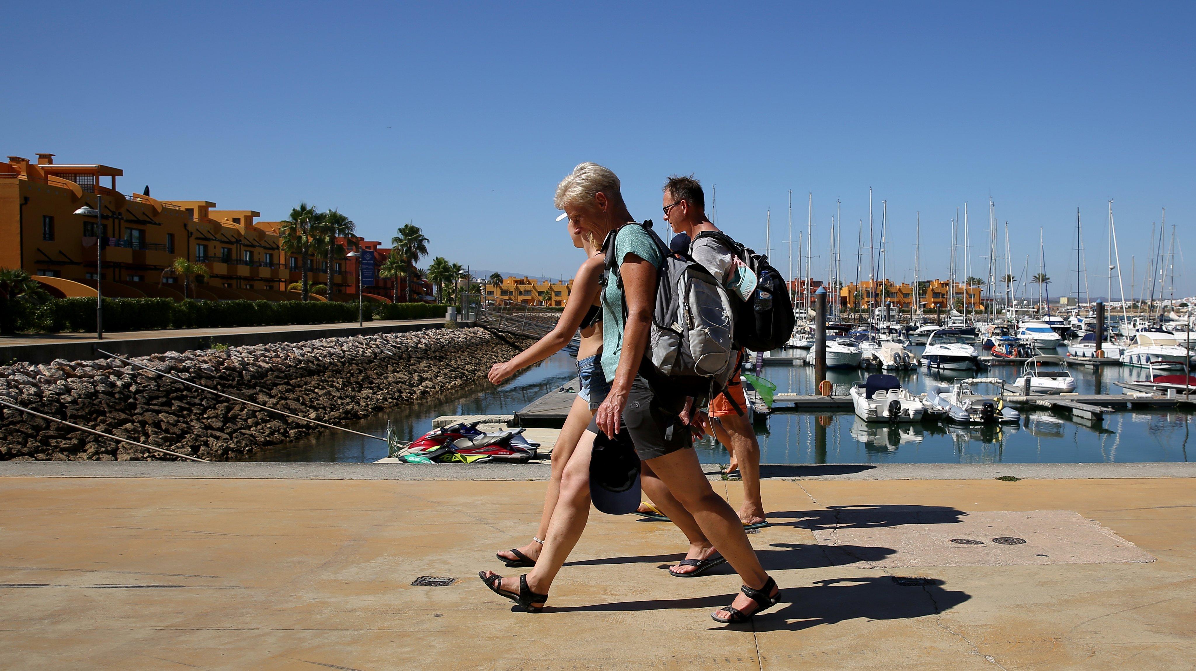 Portugal: Tourism during Covid-19 in Algarve region