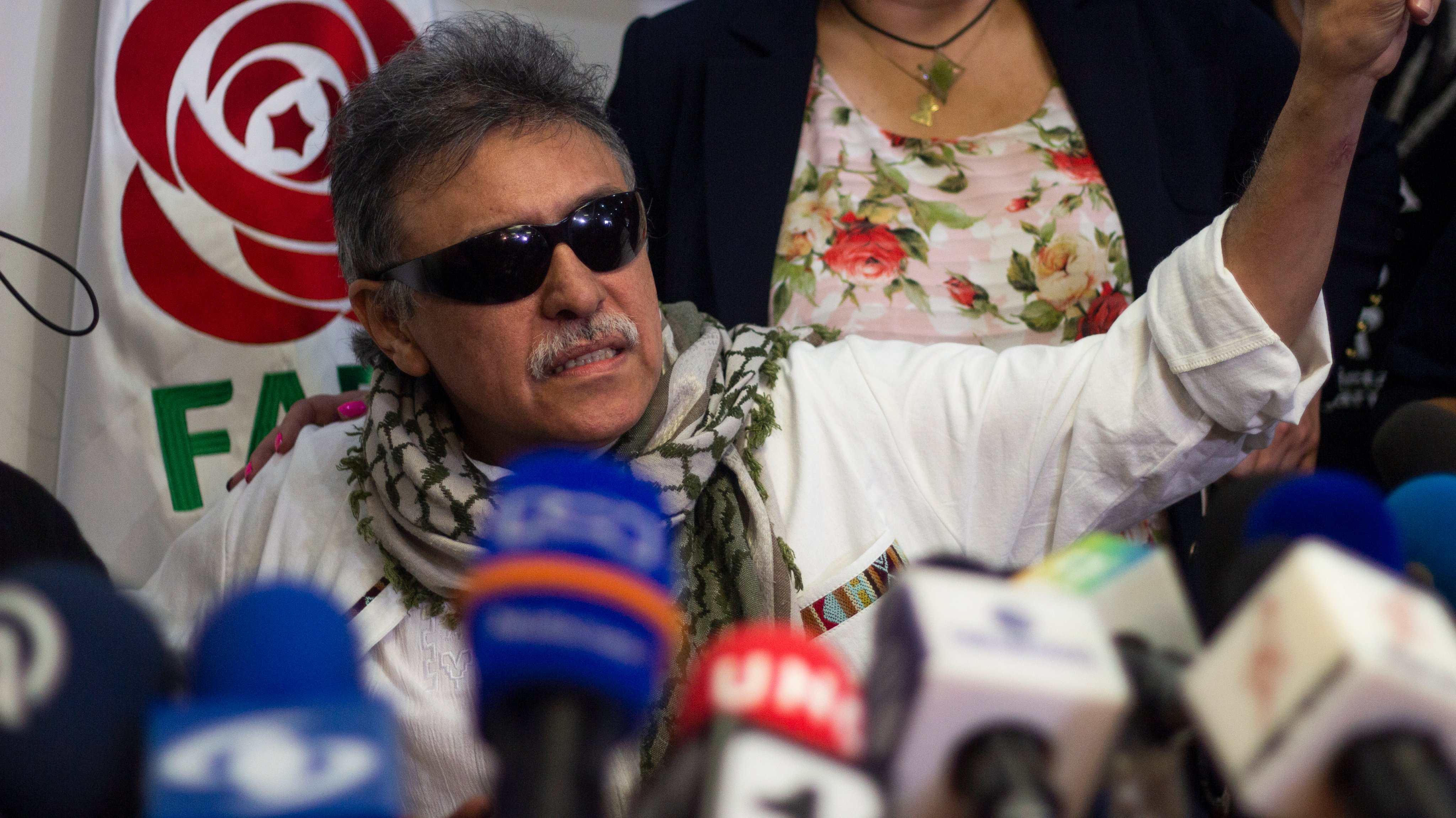 Former Rebel Of The FARC Free