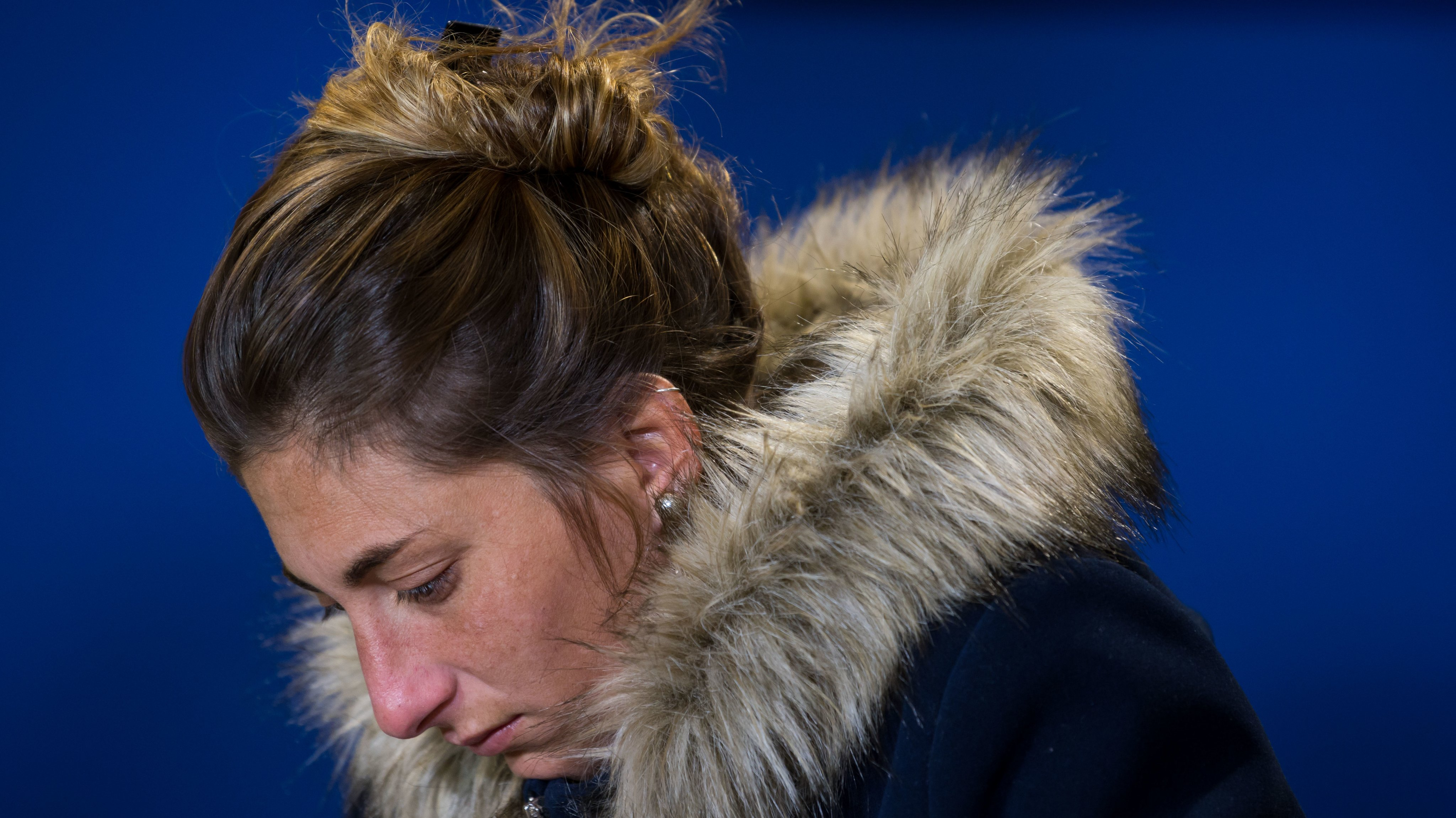 Missing Footballer's Sister Holds Press Conference At Cardiff City Stadium