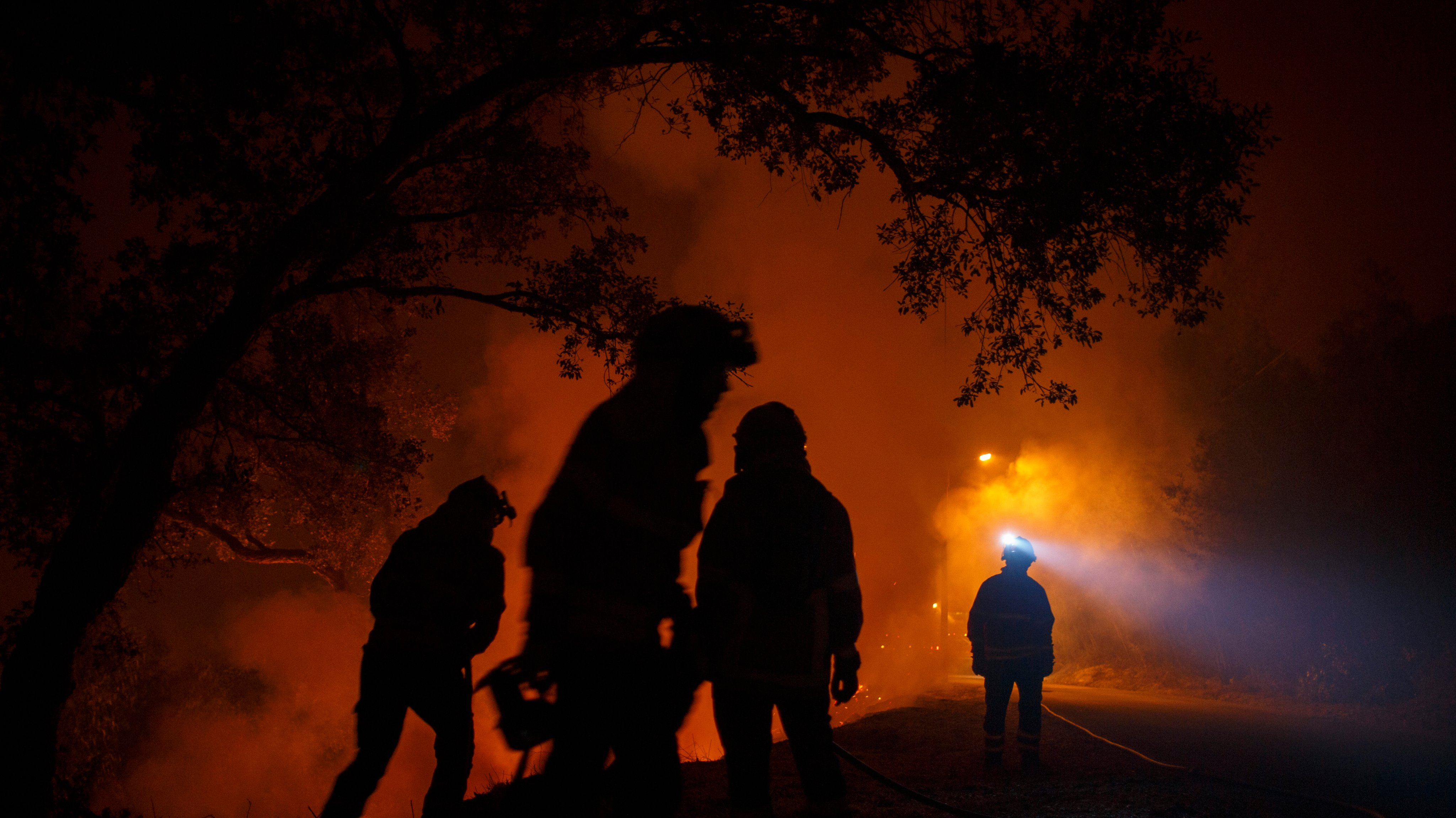 Dozens Dead As Wildfires Spread Across Northern Spain And Portugal