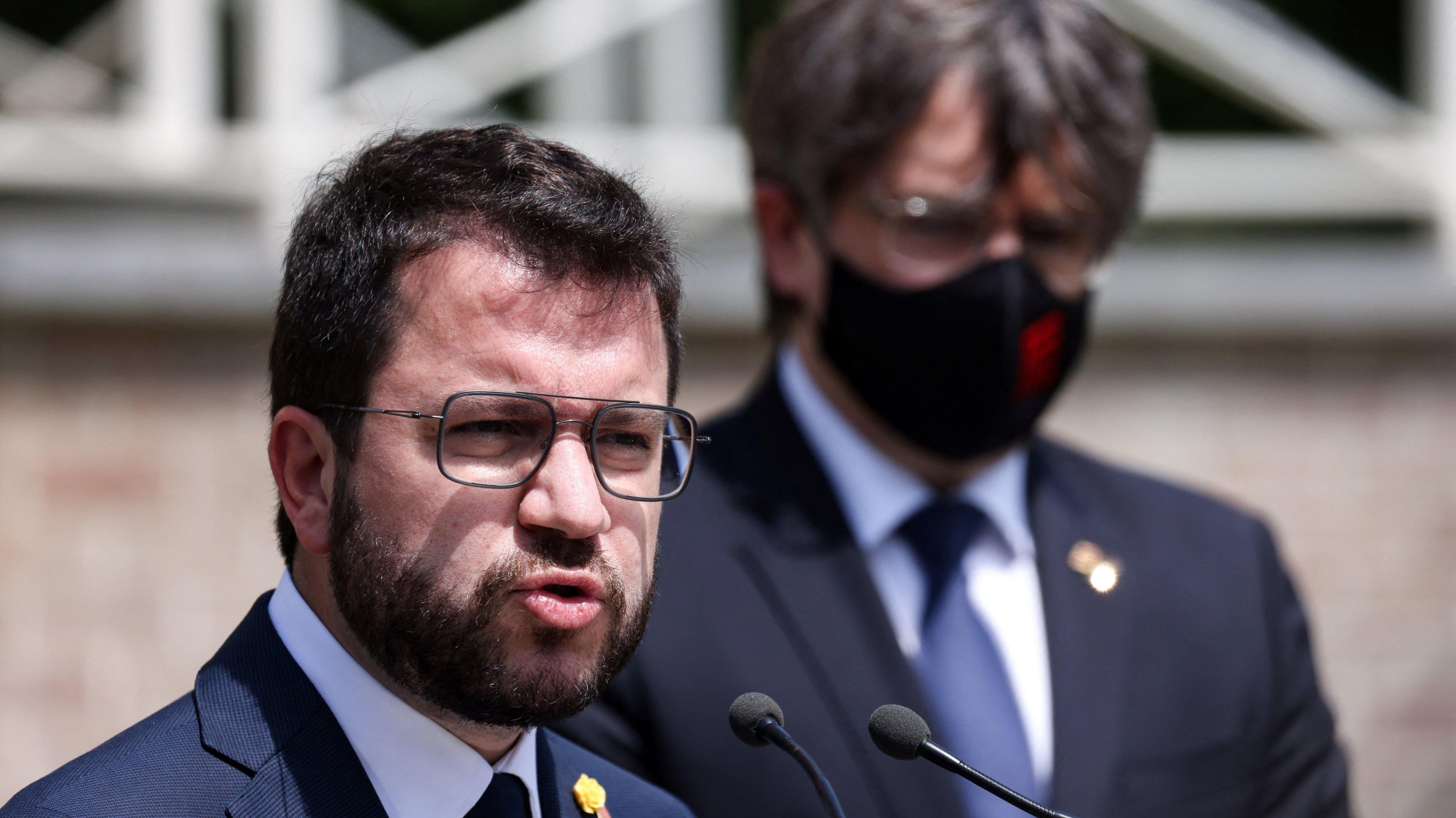 BELGIUM-EU-SPAIN-CATALONIA-POLOTICS