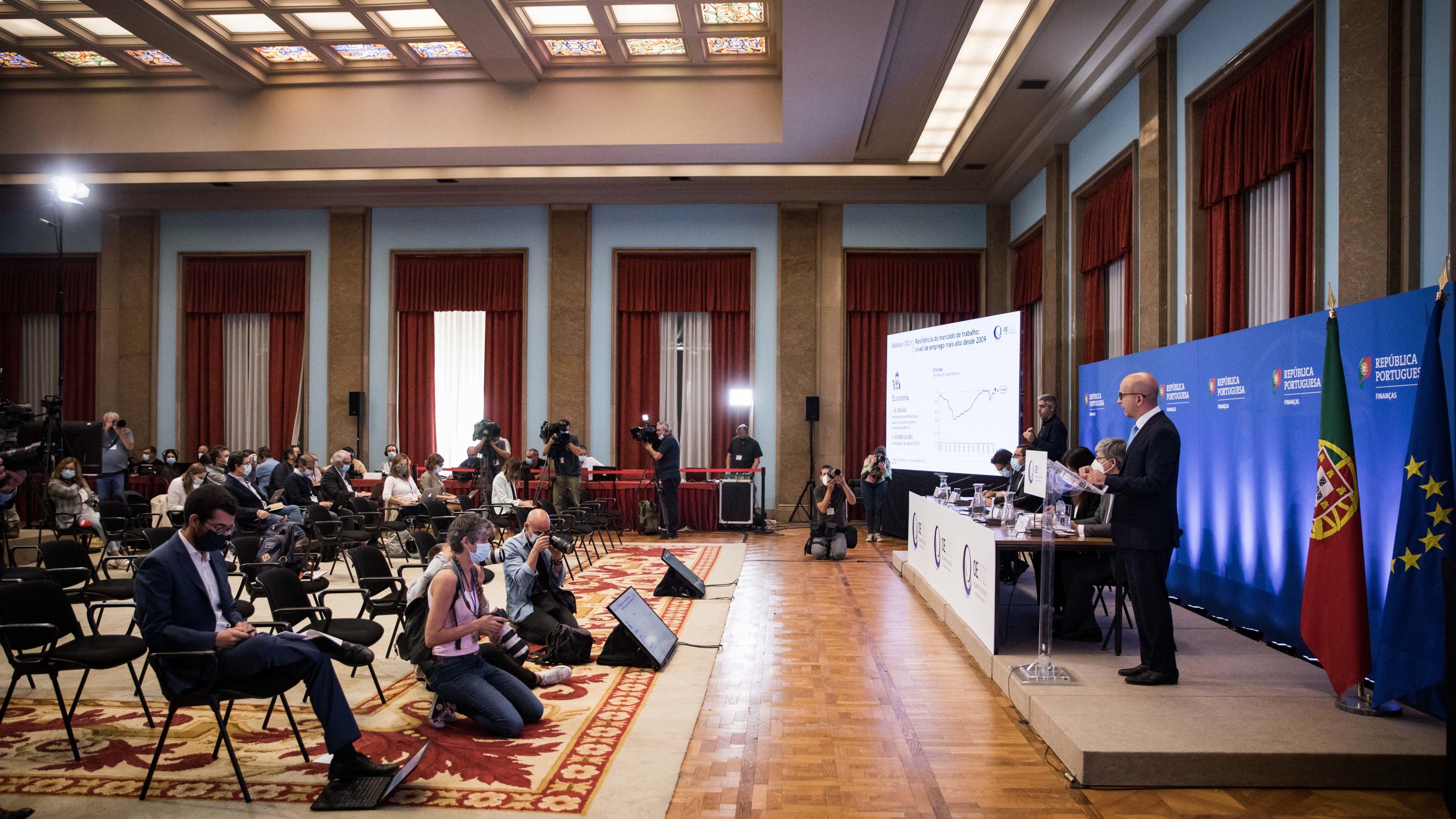Apresentação do OE 2022