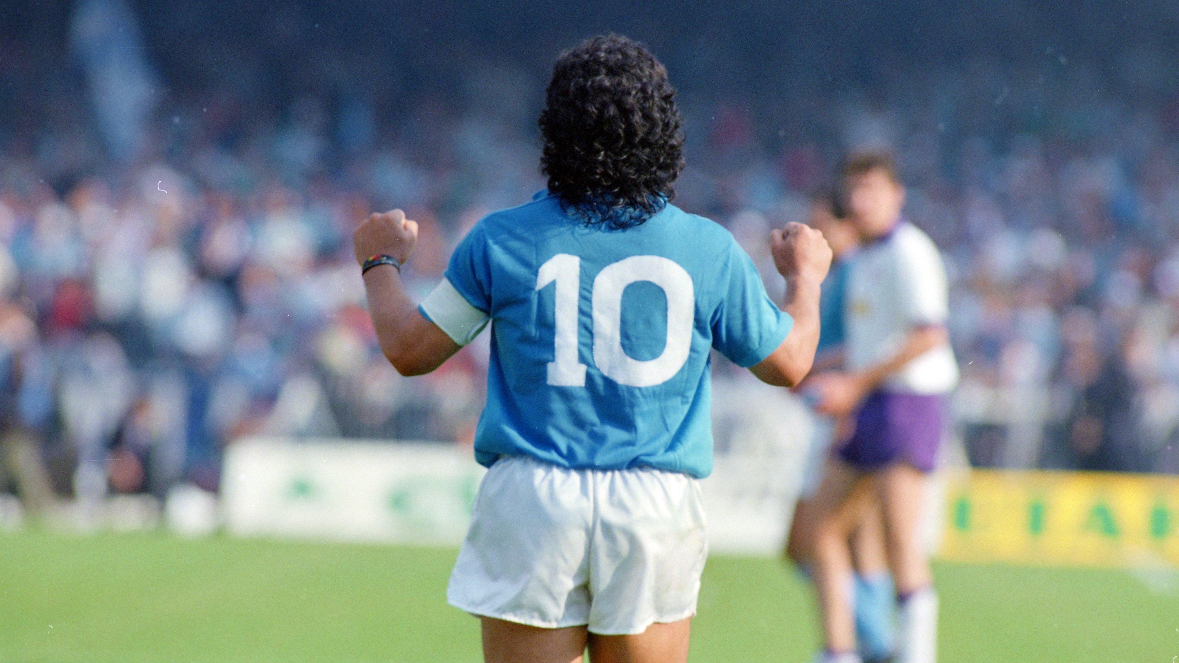 Napoli v Fiorentina - Serie A