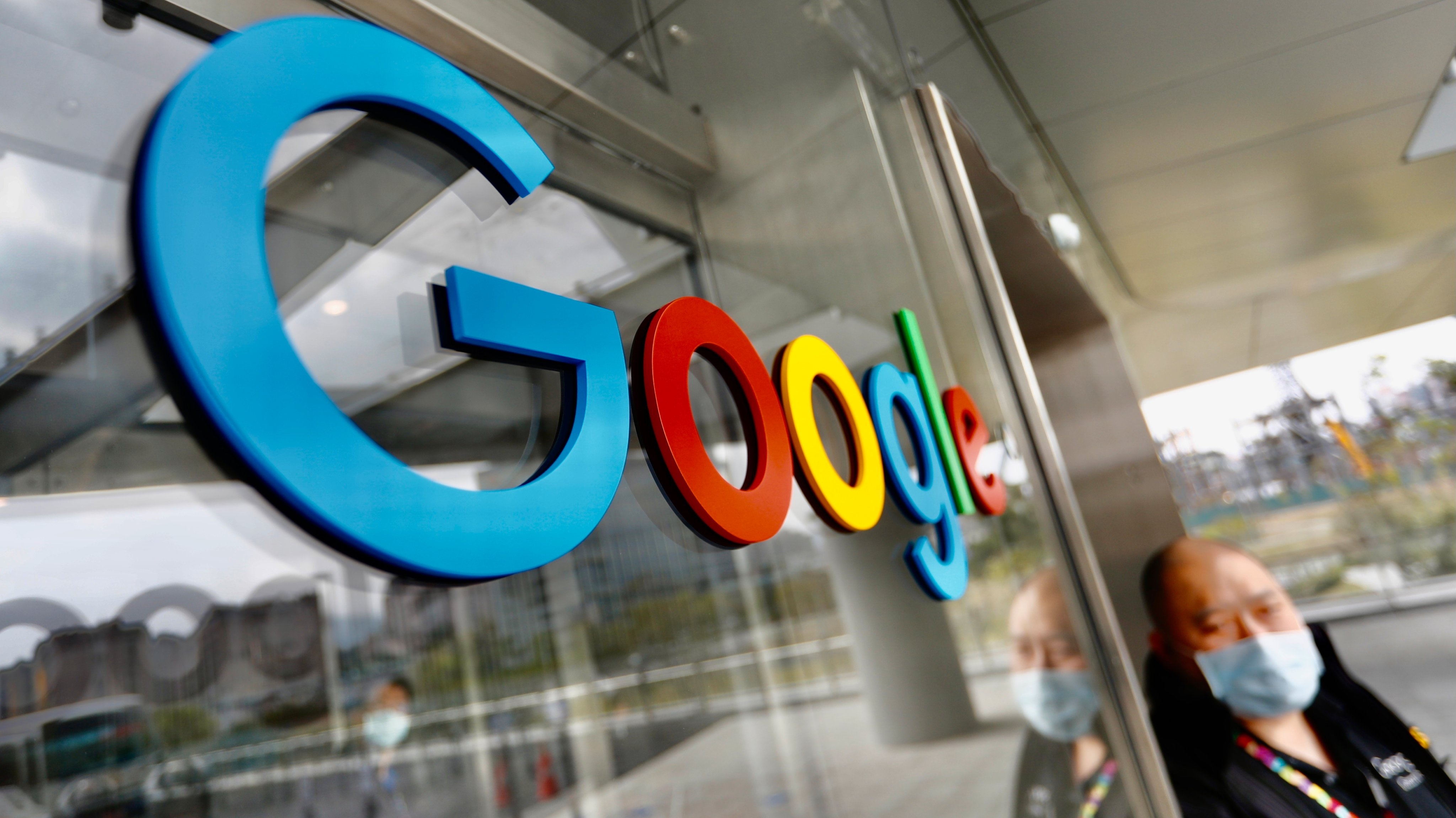 Hardware development center in Taiwan Google's second-largest in world