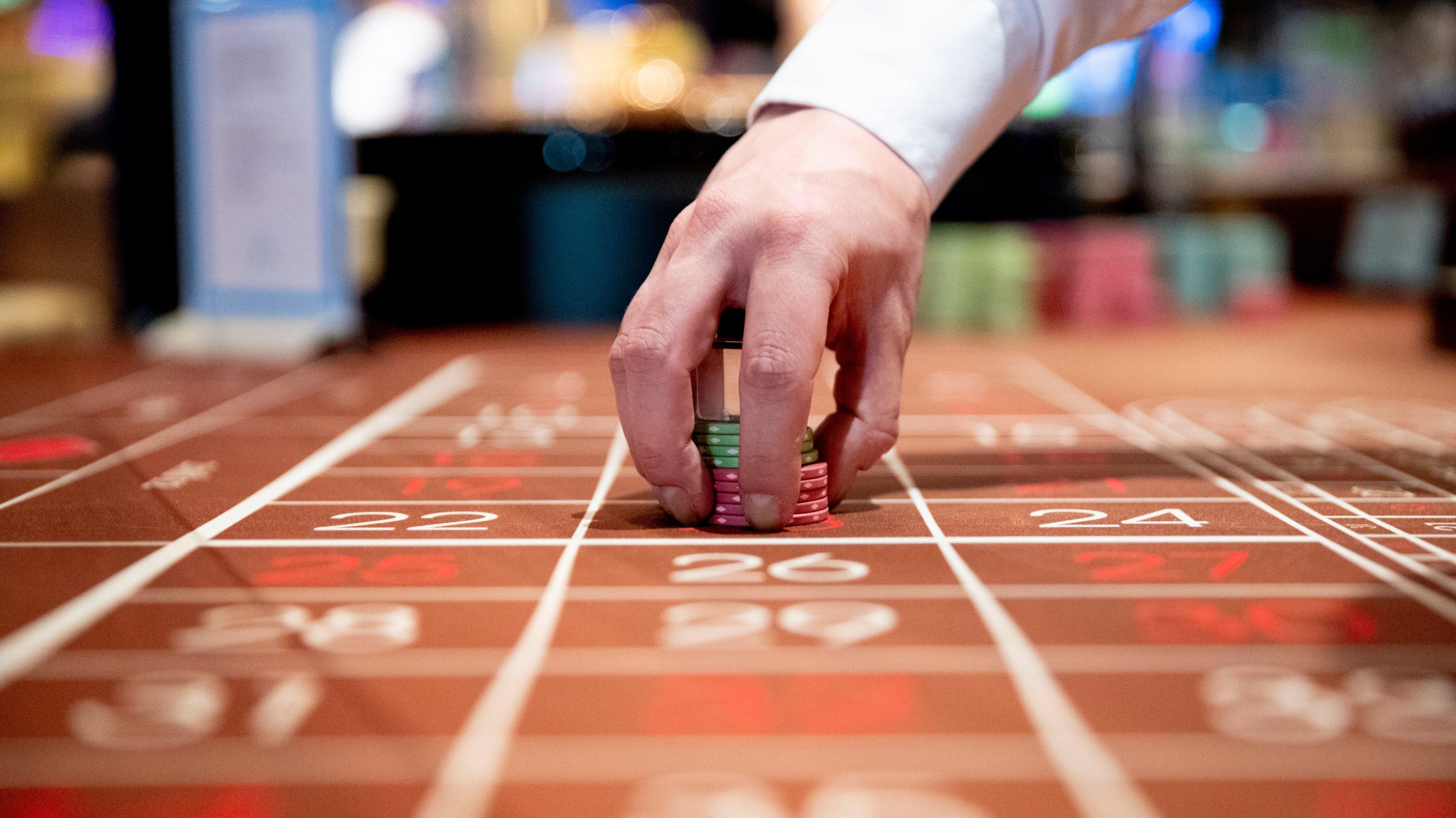 Holland Casino as Fieldlab experiment