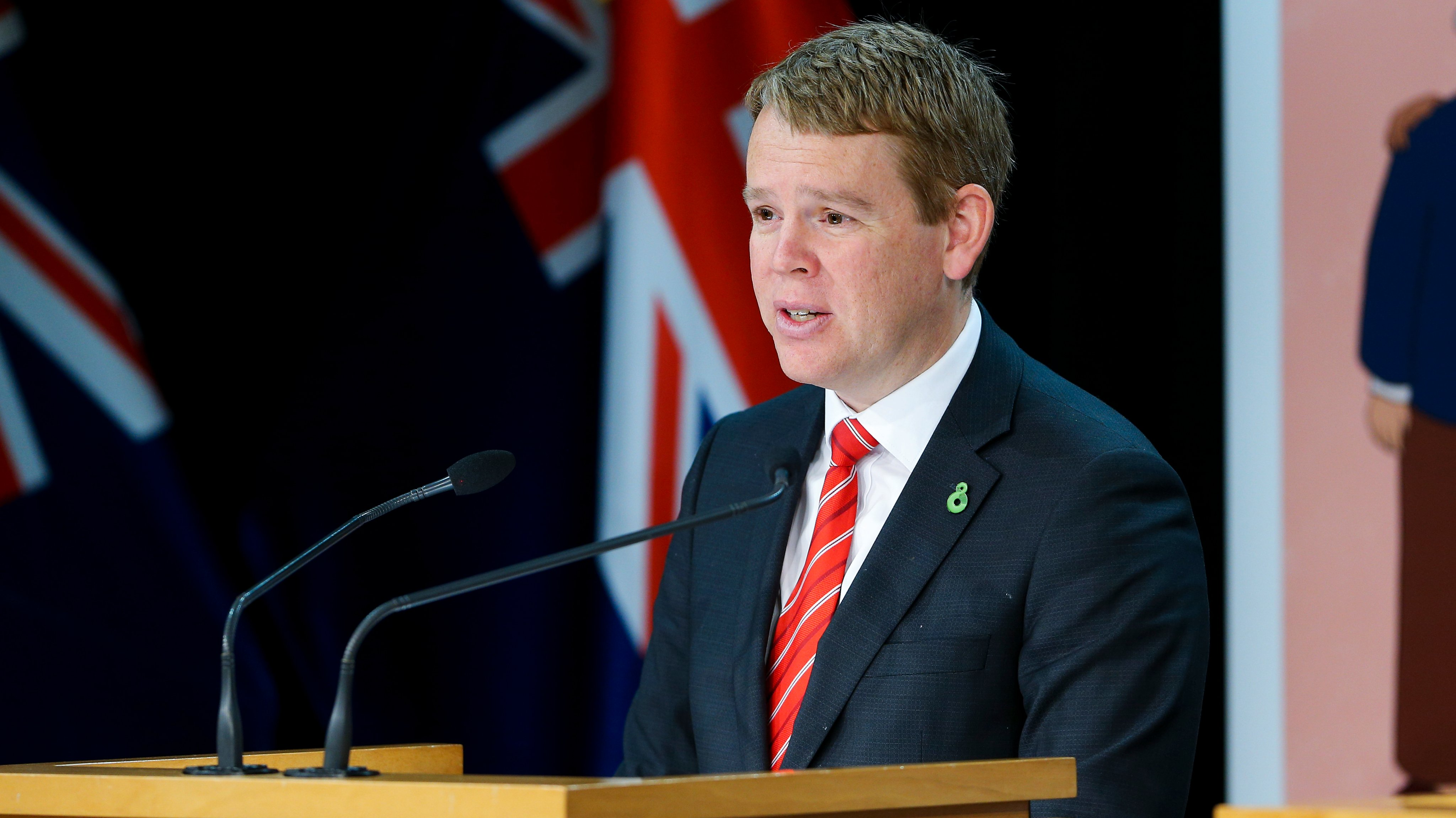 NZ Government Ministers Give COVID-19 Update