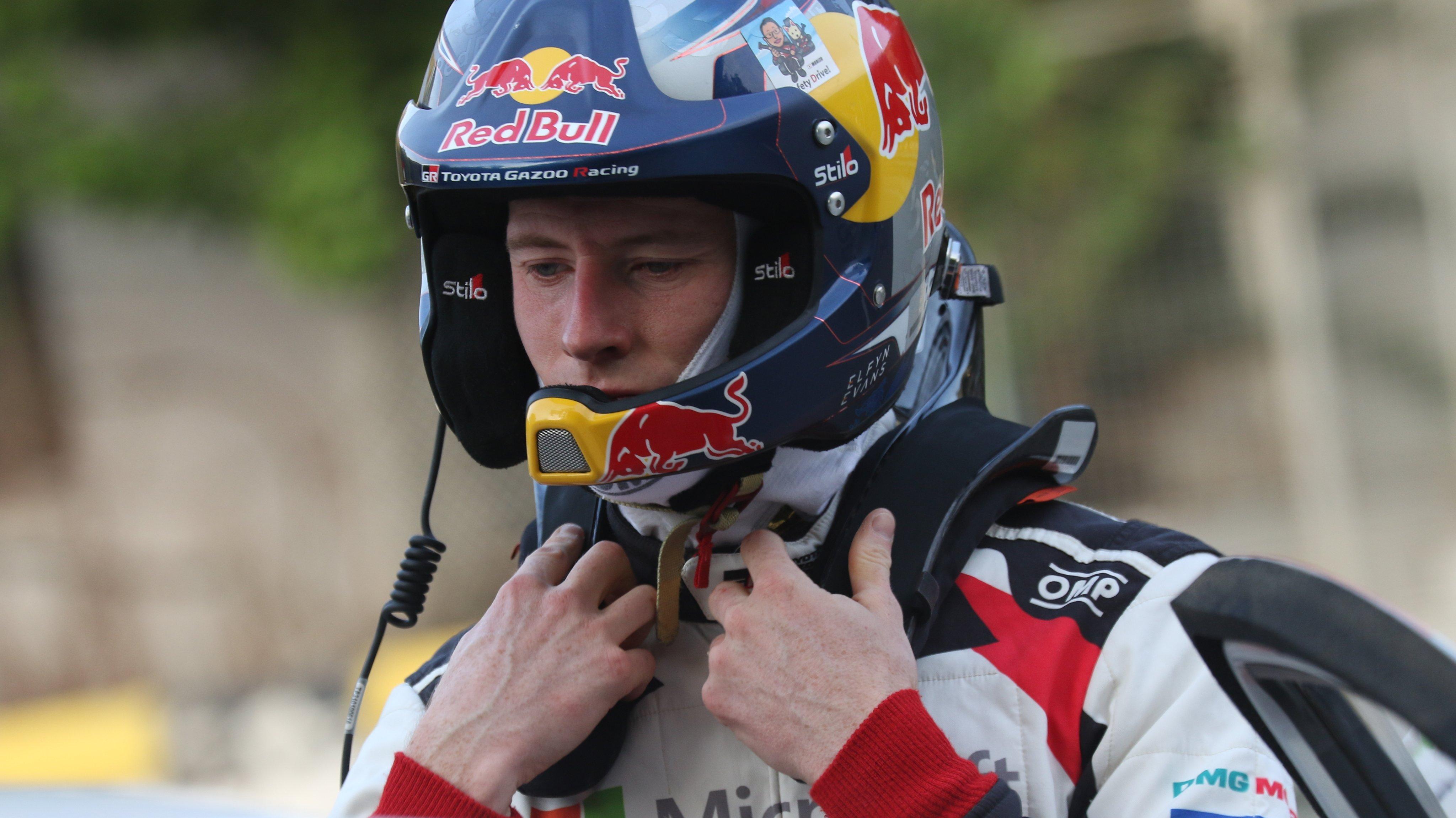 FIA World Rally Championship Turkey - Day Two