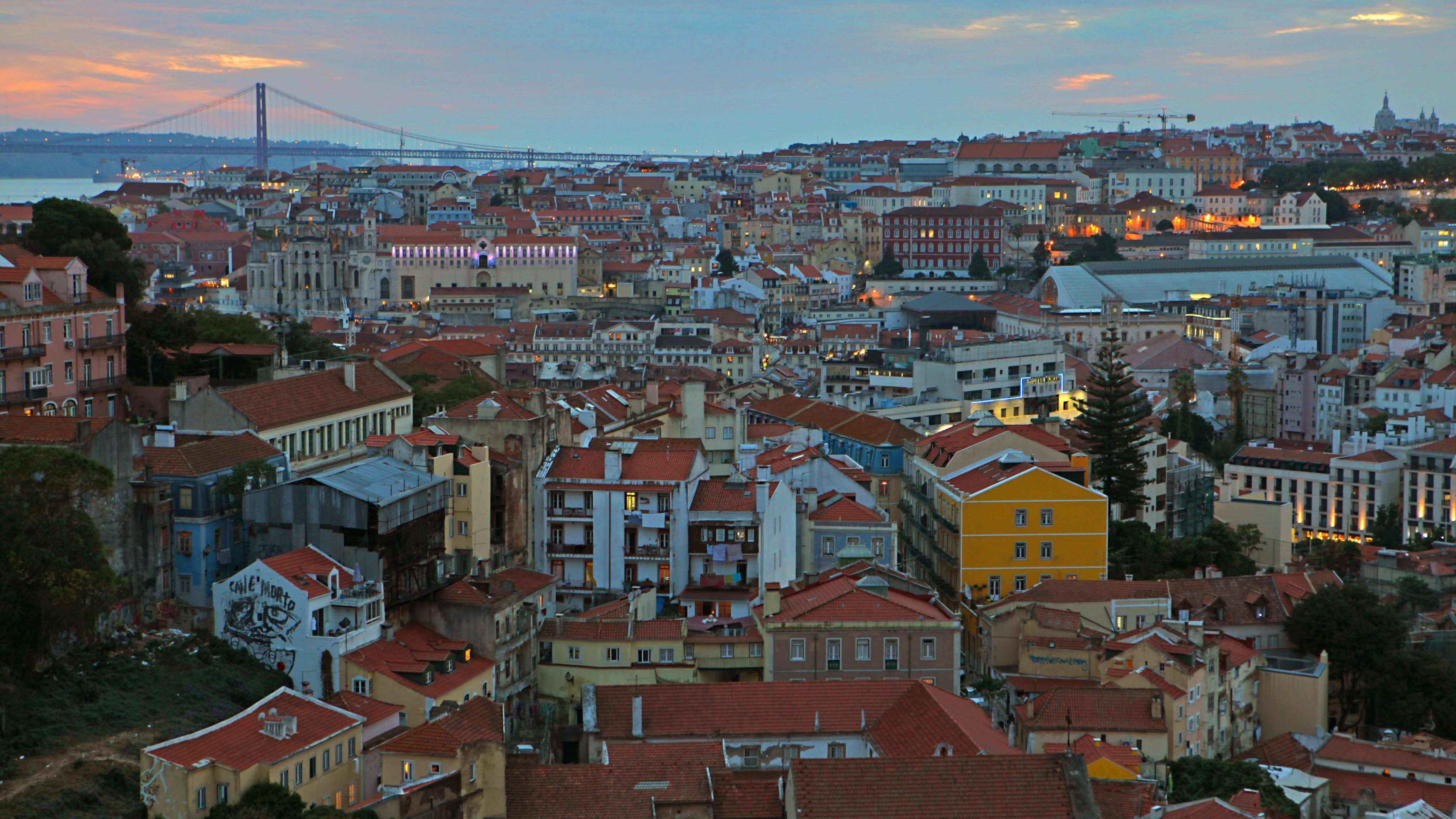 Views And People Of Portugal